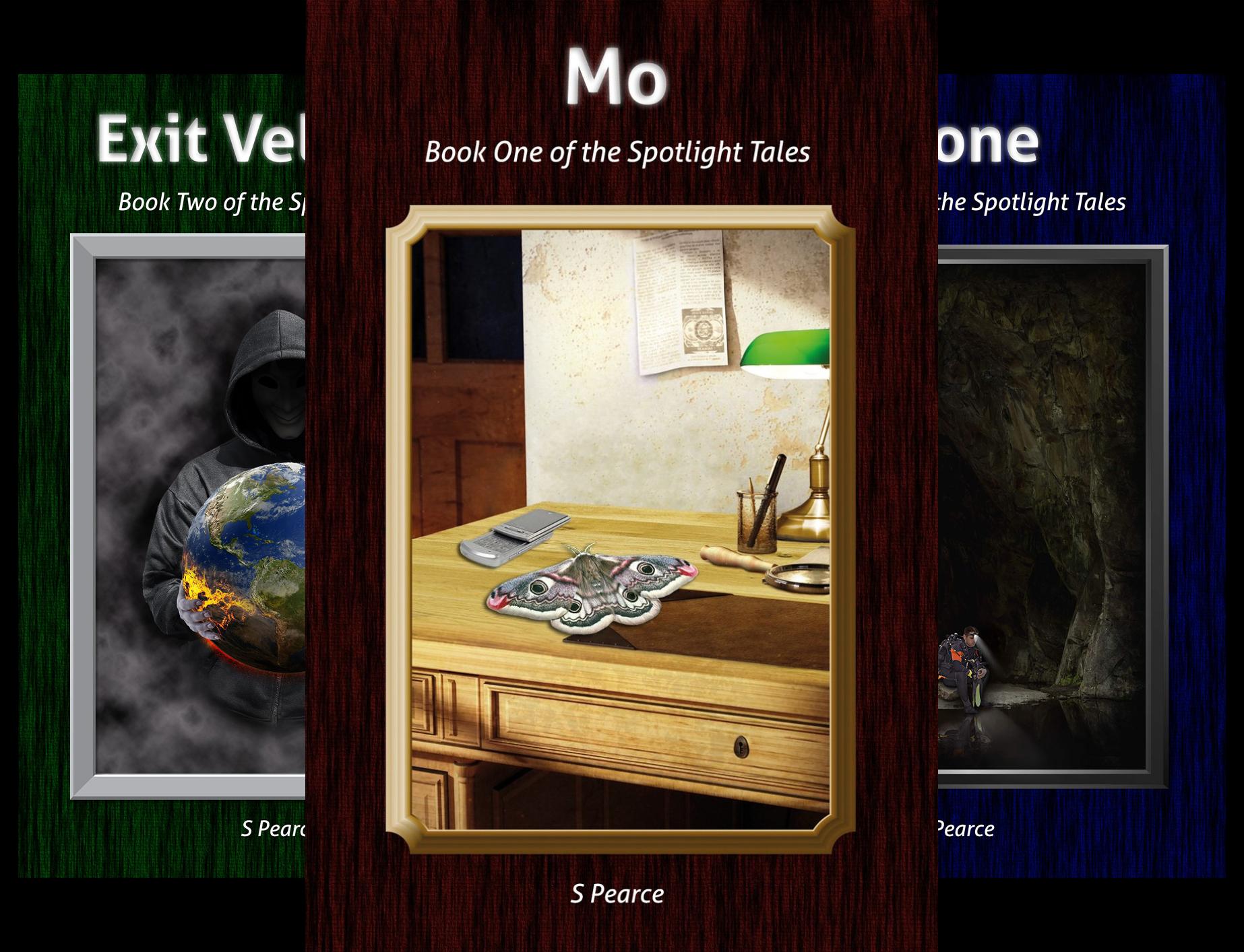The Spotlight Tales (3 Book Series)