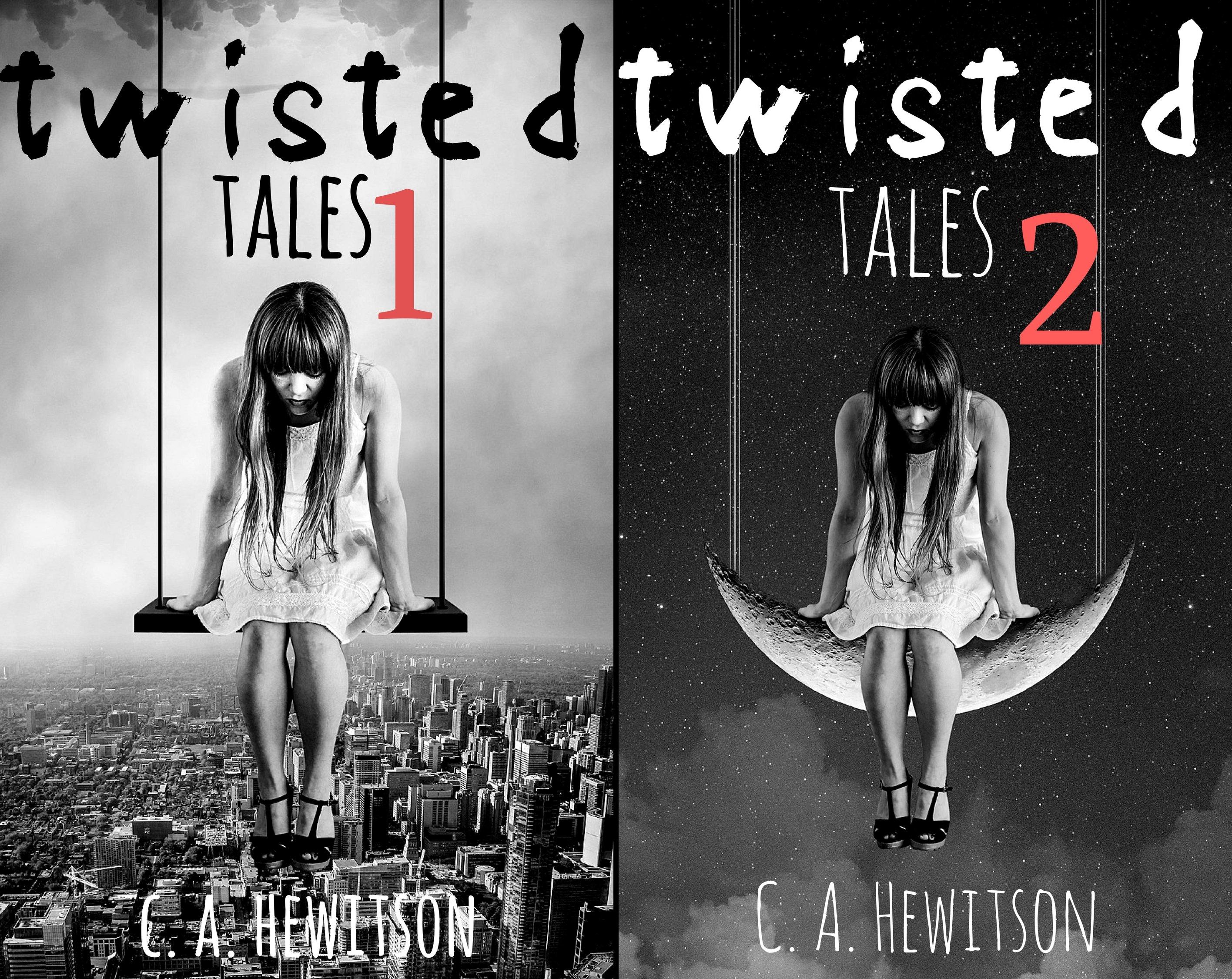 Strange Stories (2 Book Series)