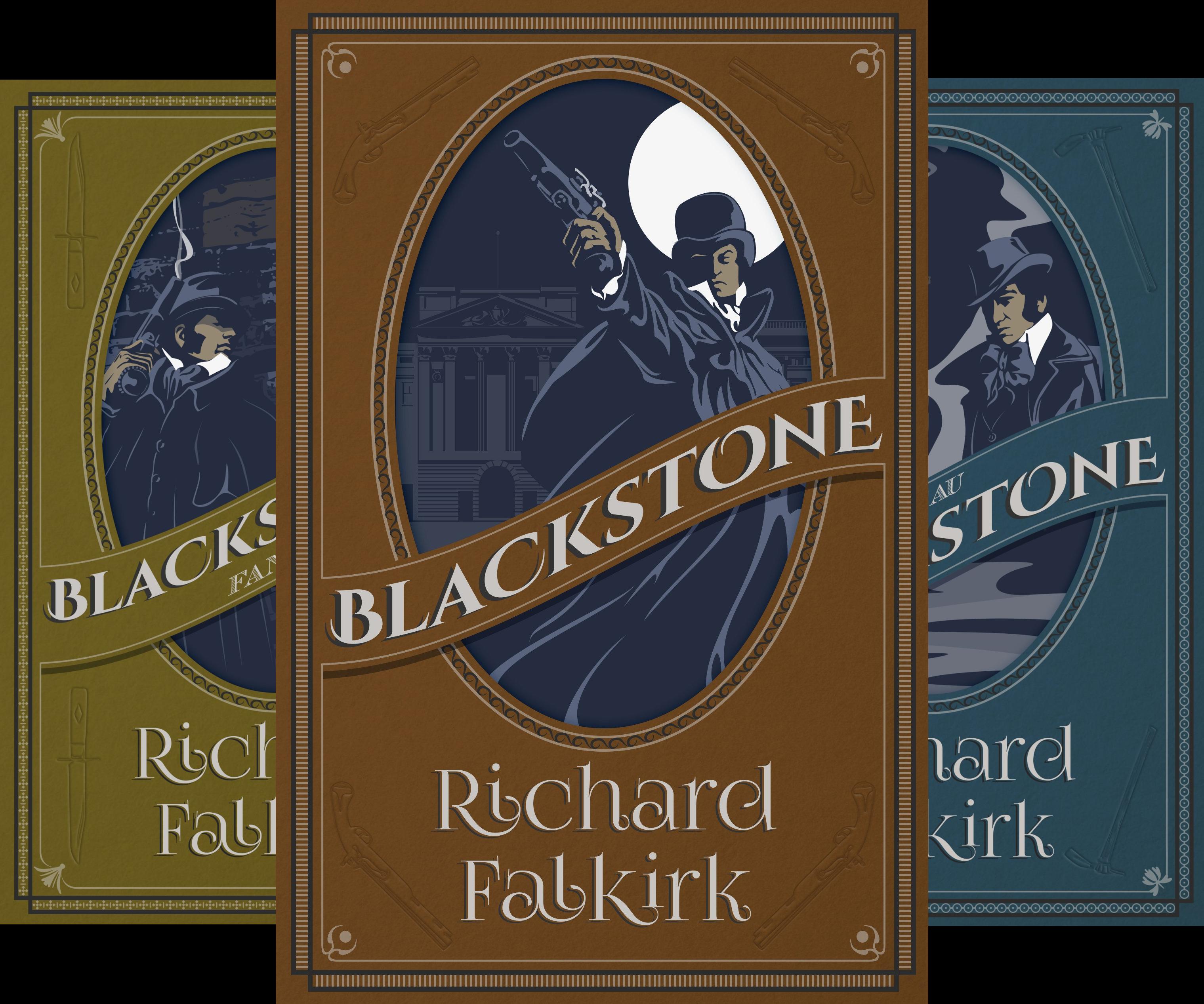 Blackstone (6 Book Series)
