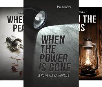 A Powerless World (3 Book Series)