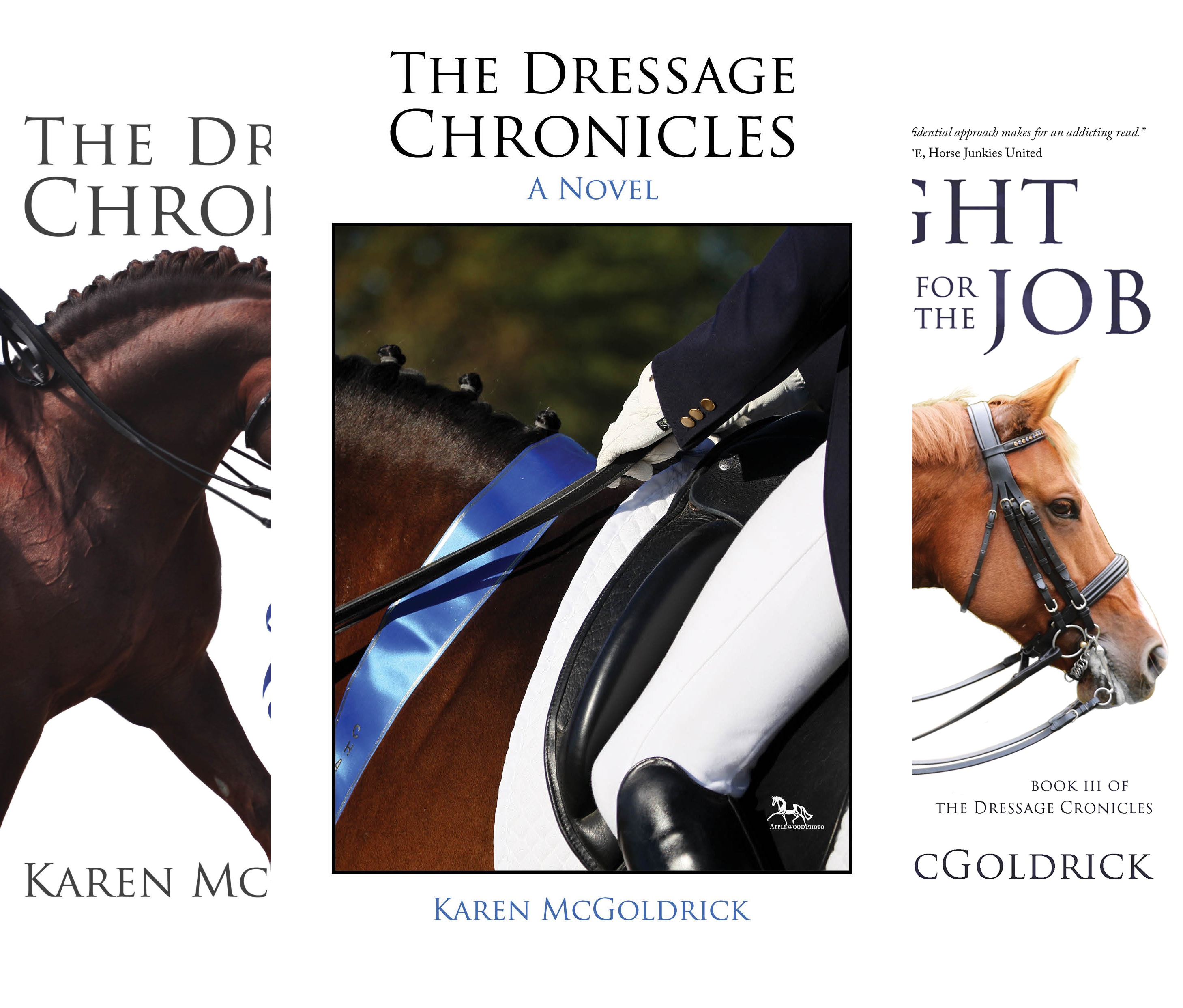 The Dressage Chronicles (4 Book Series)