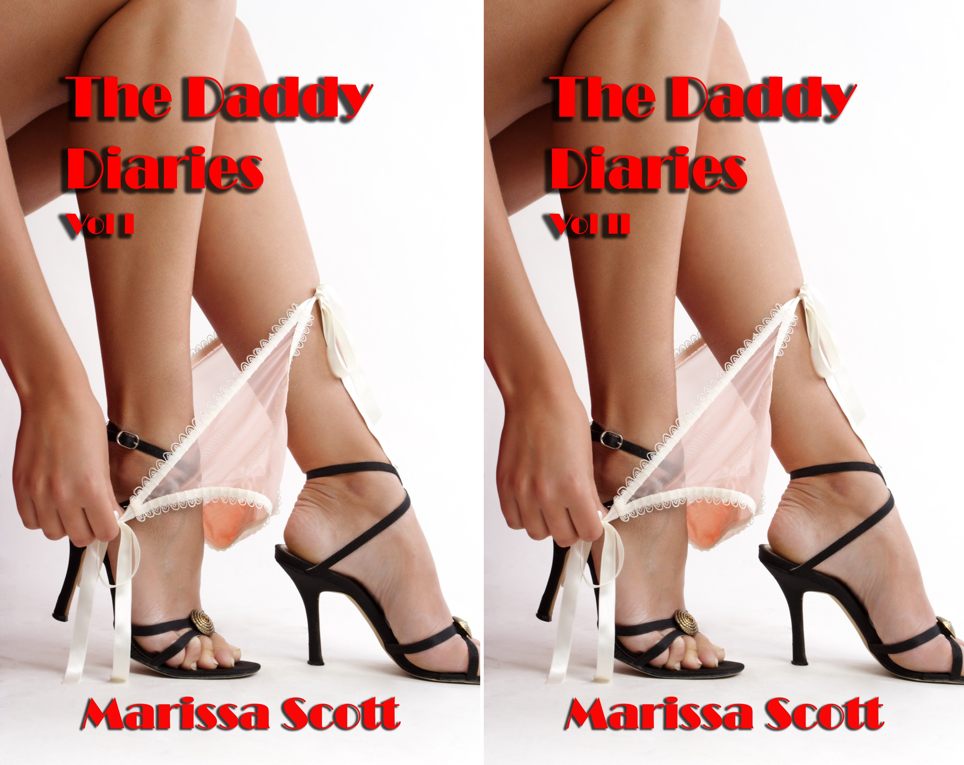 The Daddy Diaries (2 Book Series)