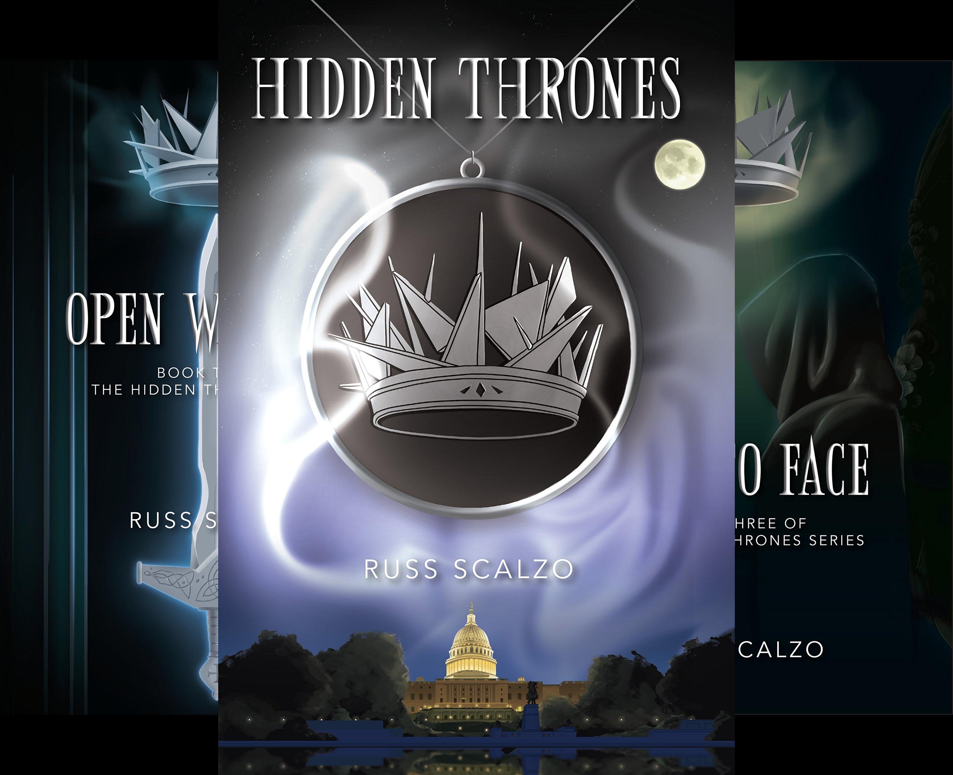 Hidden Thrones (4 Book Series)
