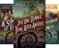 The Chronicles of St Mary's (8 Book Series) by  Jodi Taylor Jodi Taylor
