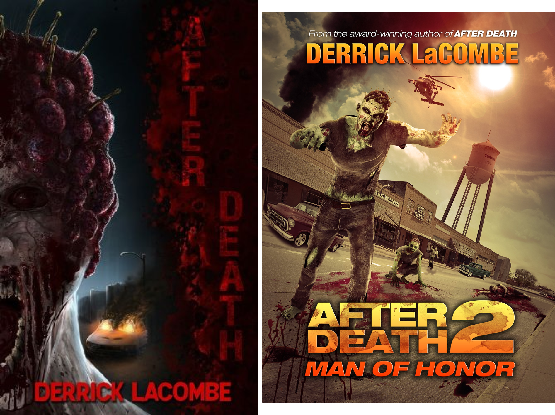 After Death (2 Book Series)