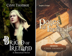 Daughters of Ireland (2 Book Series) by  Cindy Thomson