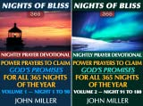 Nights of Bliss 365 Nightly Devotional Series (2 Book Series)