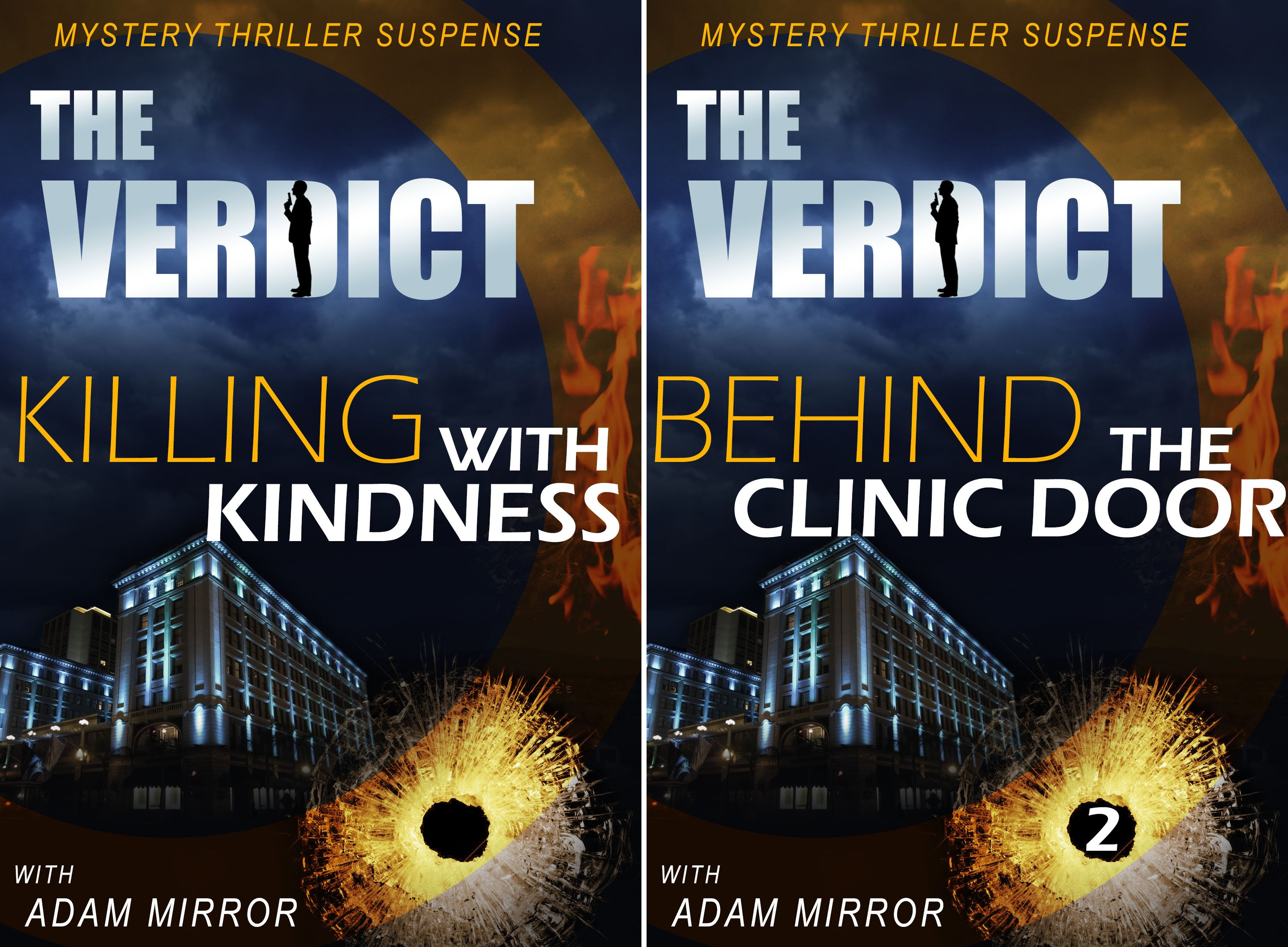 The Verdicy (2 Book Series)