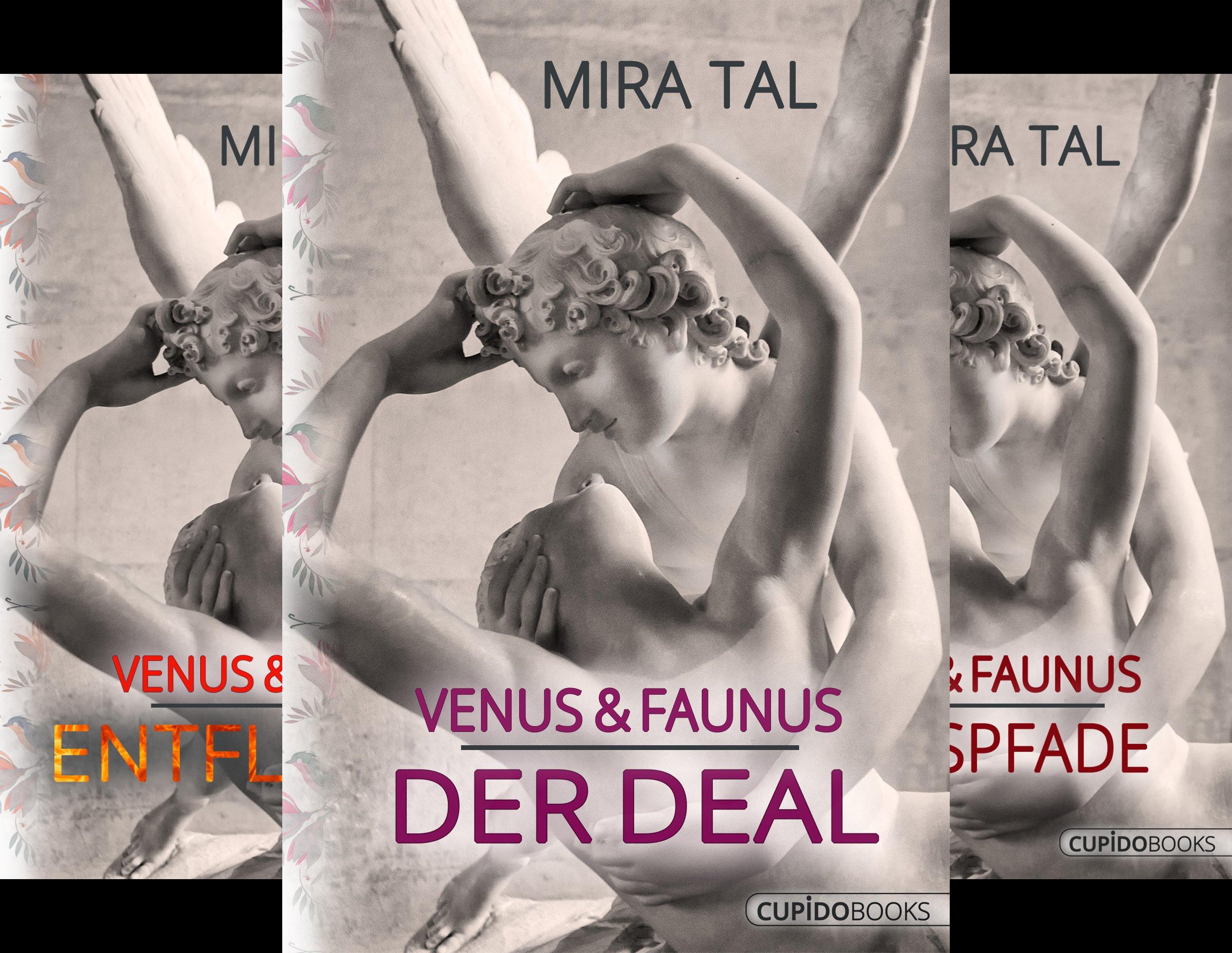 Venus & Faunus (Reihe in 3 Bänden)