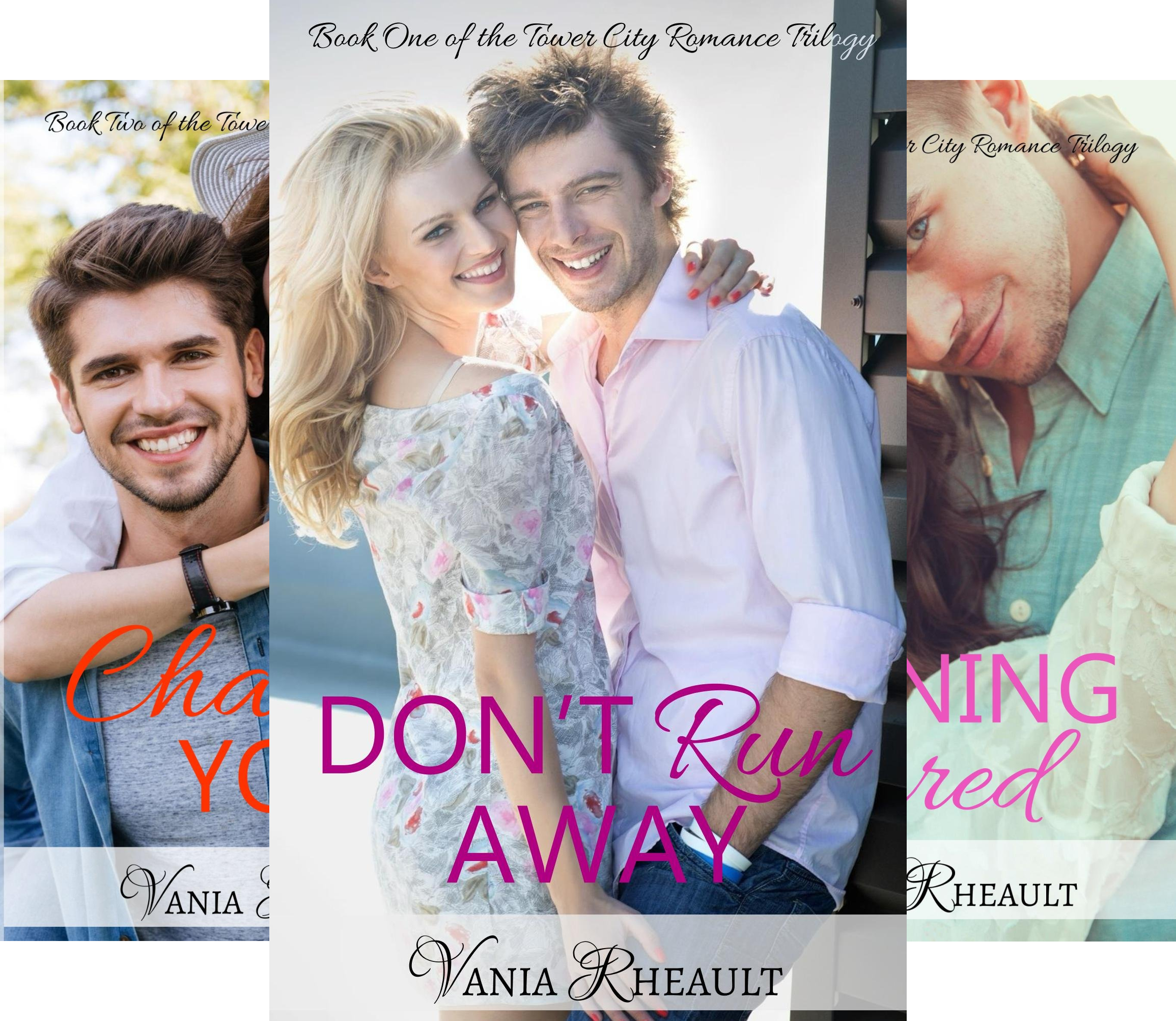 Tower City Romance Trilogy (3 Book Series)