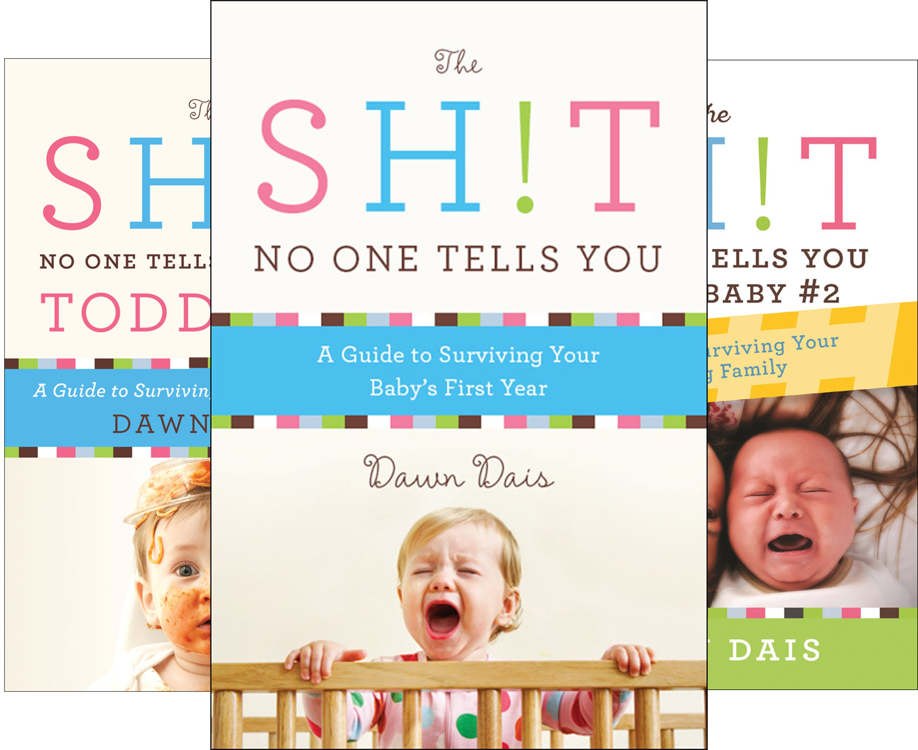 Sh!t No One Tells You (4 Book Series)