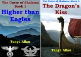 img - for The Curse of Shalama (2 Book Series) book / textbook / text book