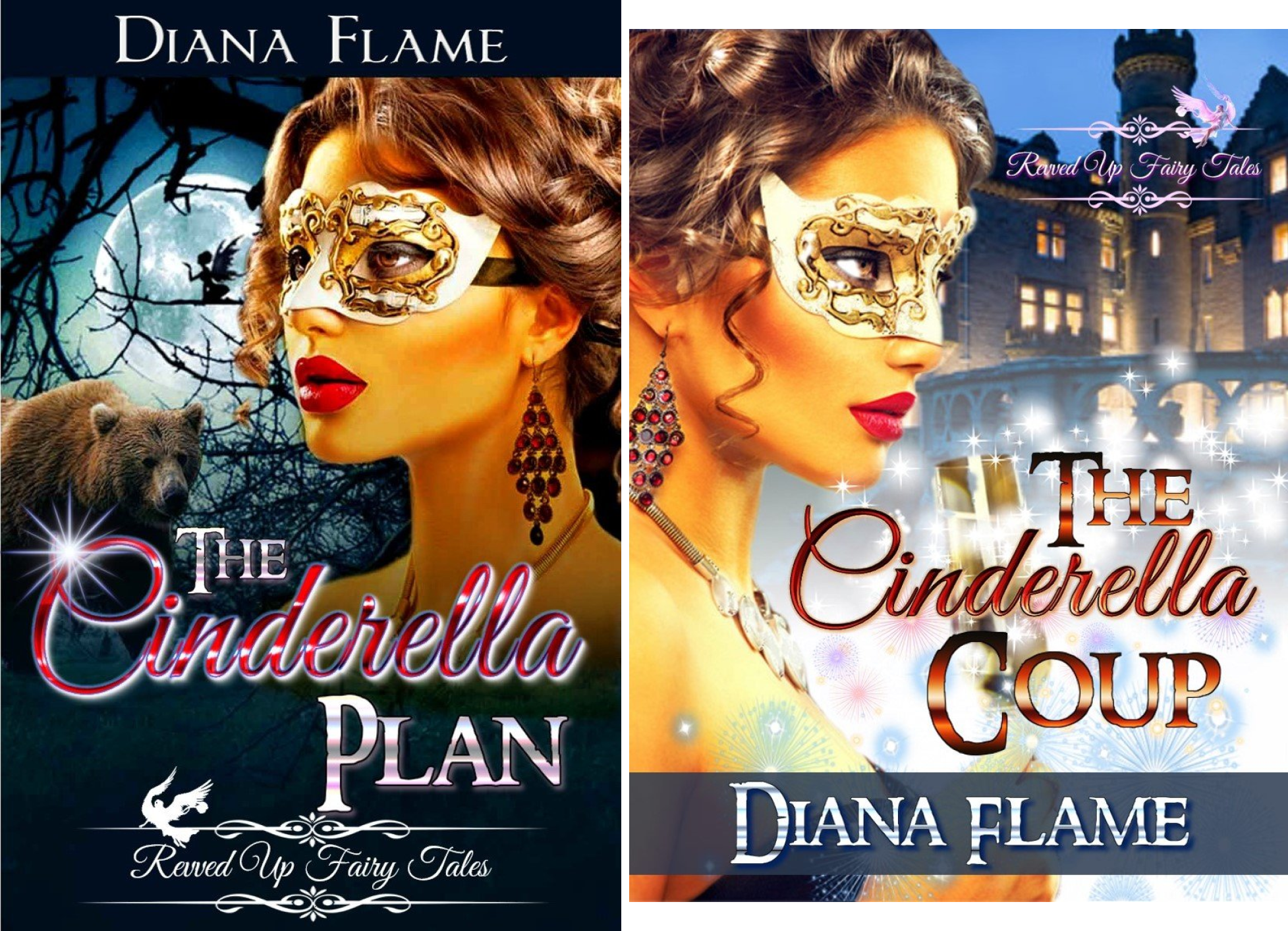 Revved Up Fairy Tales (2 Book Series)