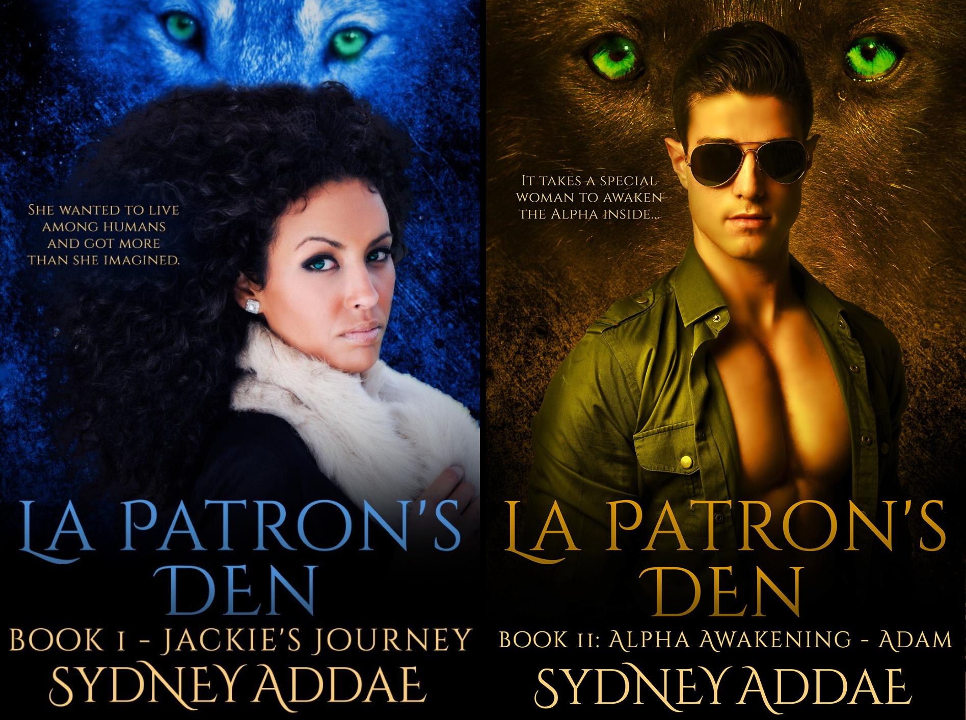 La Patron's Den (2 Book Series)