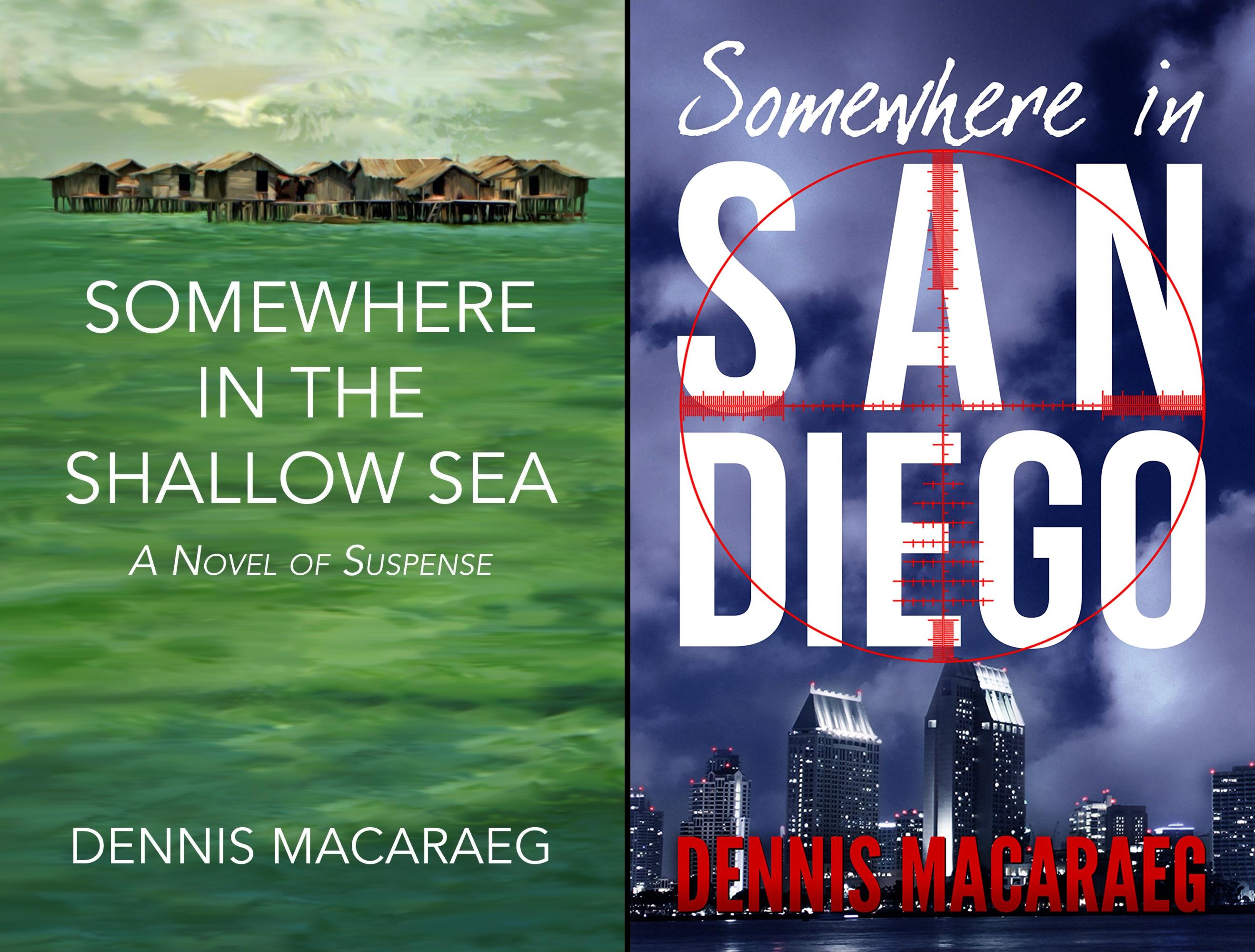 Somewhere (2 Book Series)