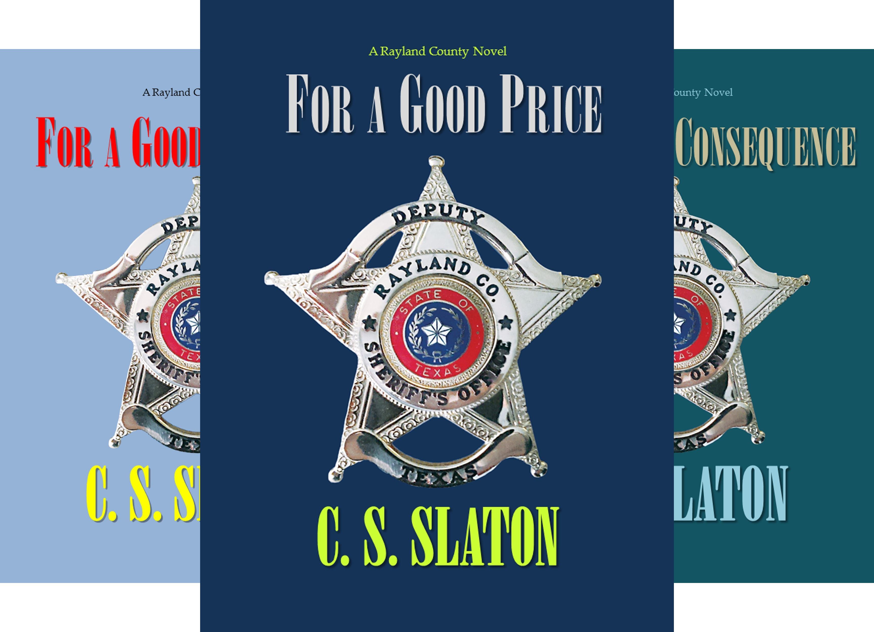 Rayland County Series (4 Book Series)