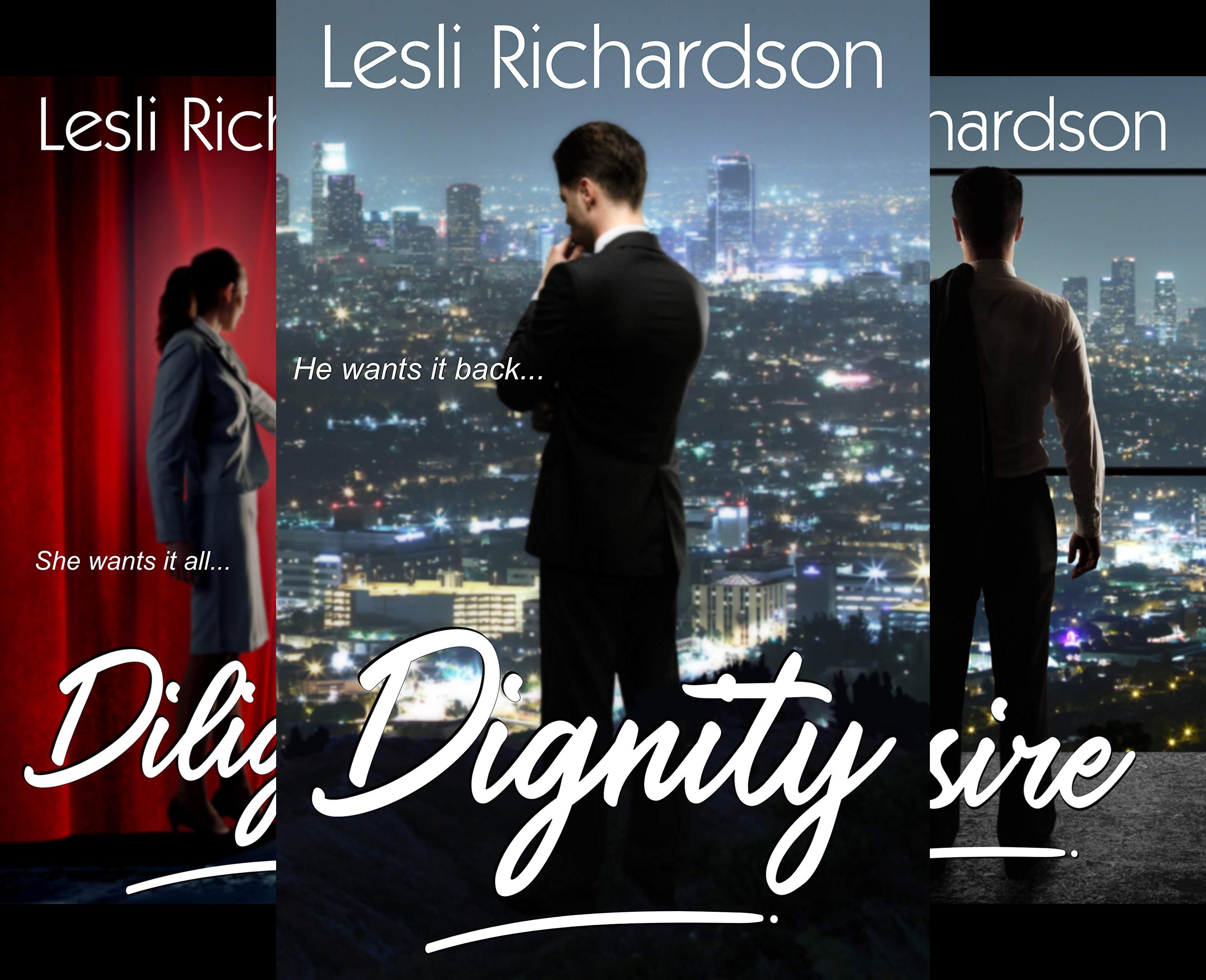 Determination Trilogy (3 Book Series)