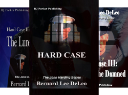John Harding Series (8 Book Series) by  Bernard Lee  DeLeo Bernard Lee DeLeo