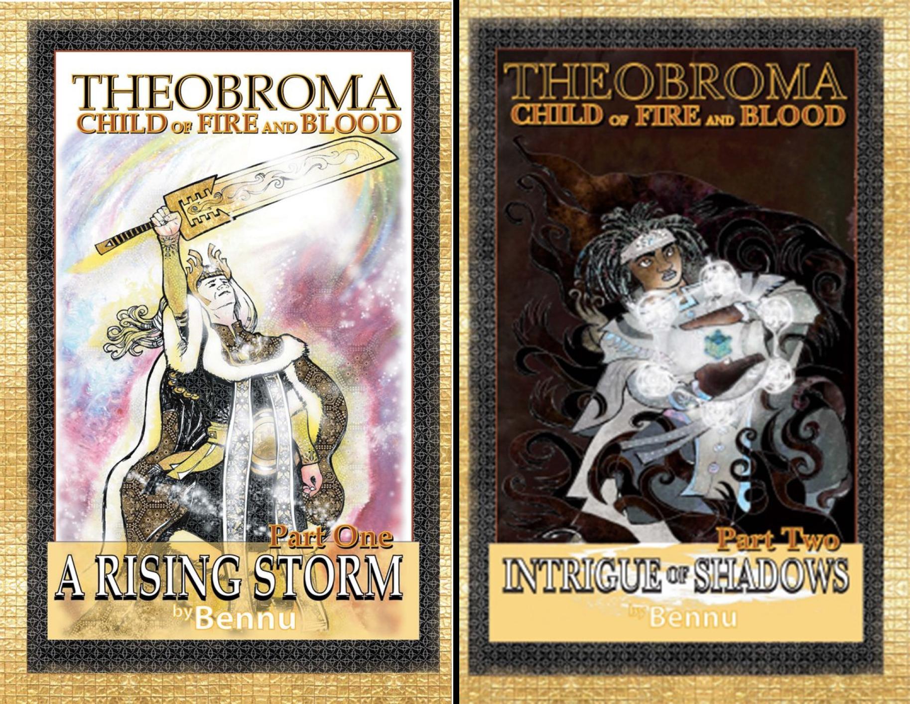 Theobroma (2 Book Series)
