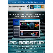 PC BoostUP Pro 2018 - Provides a one-stop solution for PC optimization [Download]