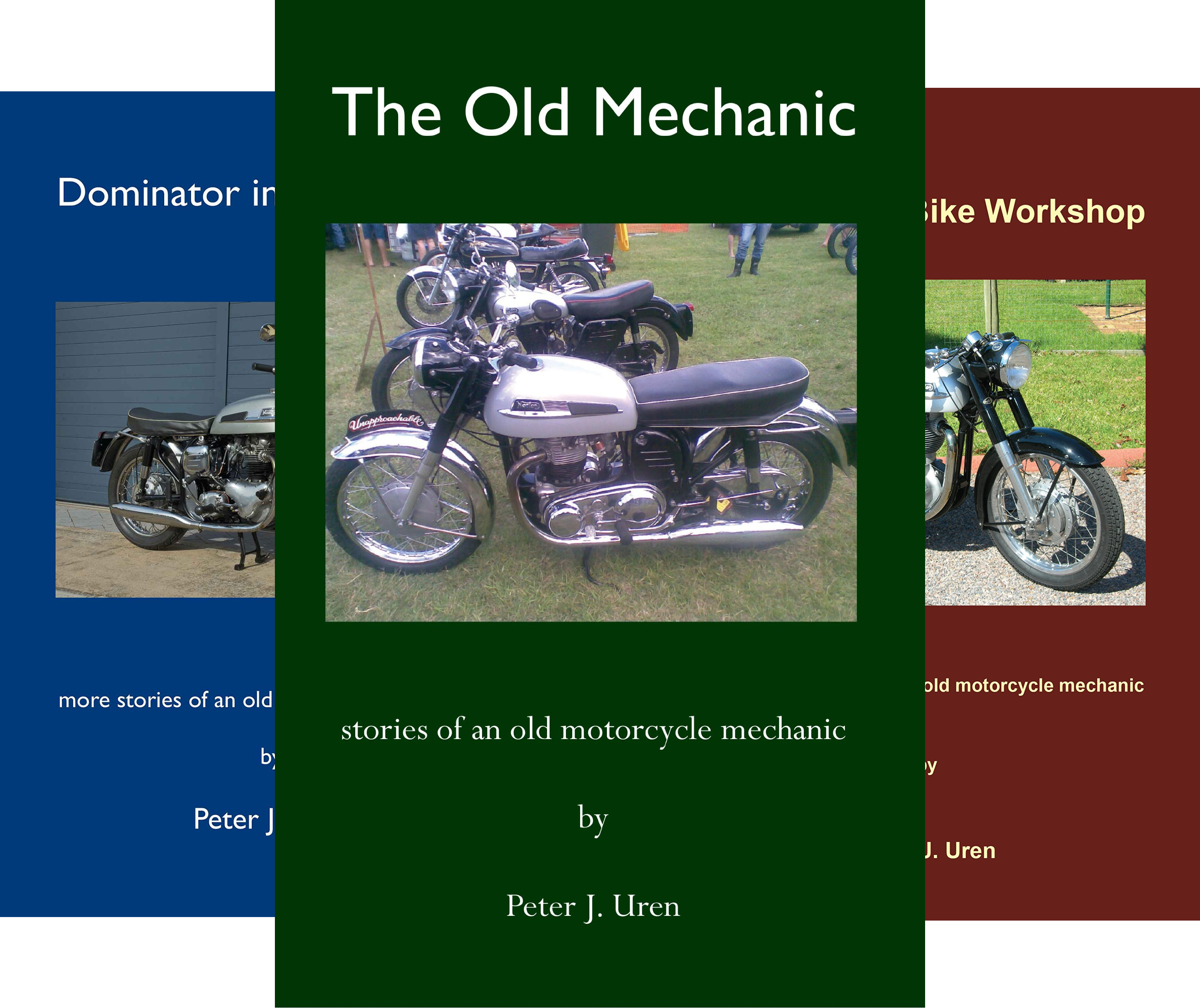 The Old Mechanic (4 Book Series)