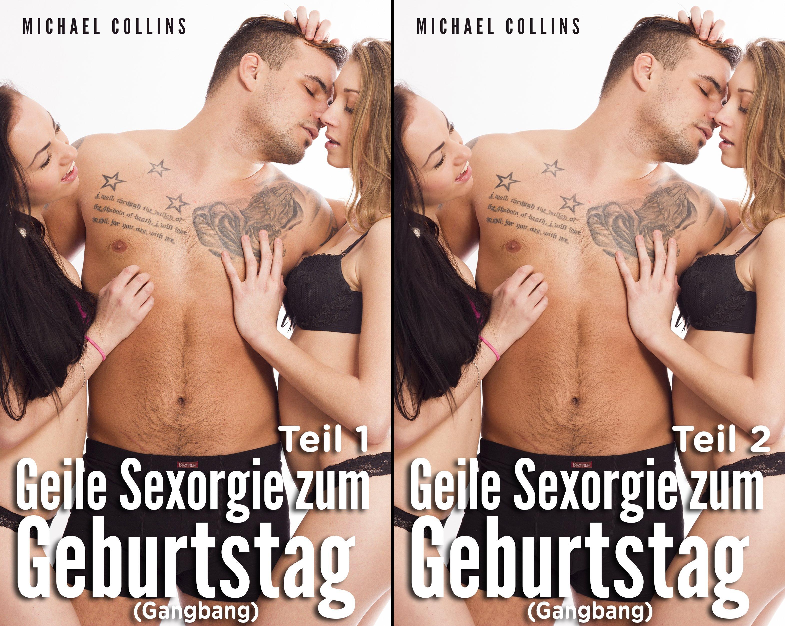 Geile Sexorgie zum Geburtstag (Reihe in 2 Bänden)