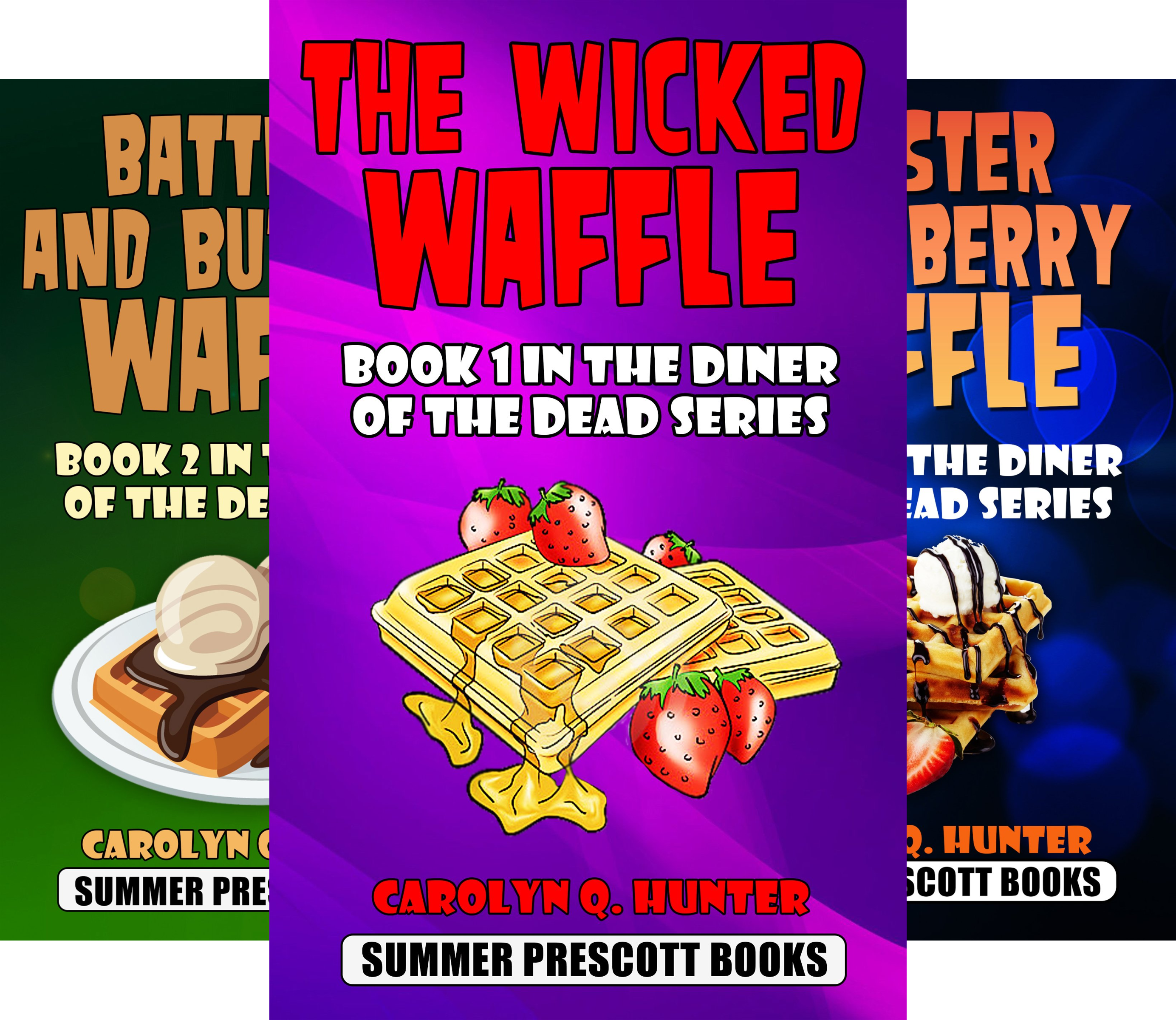 The Diner of the Dead Series (19 Book Series)