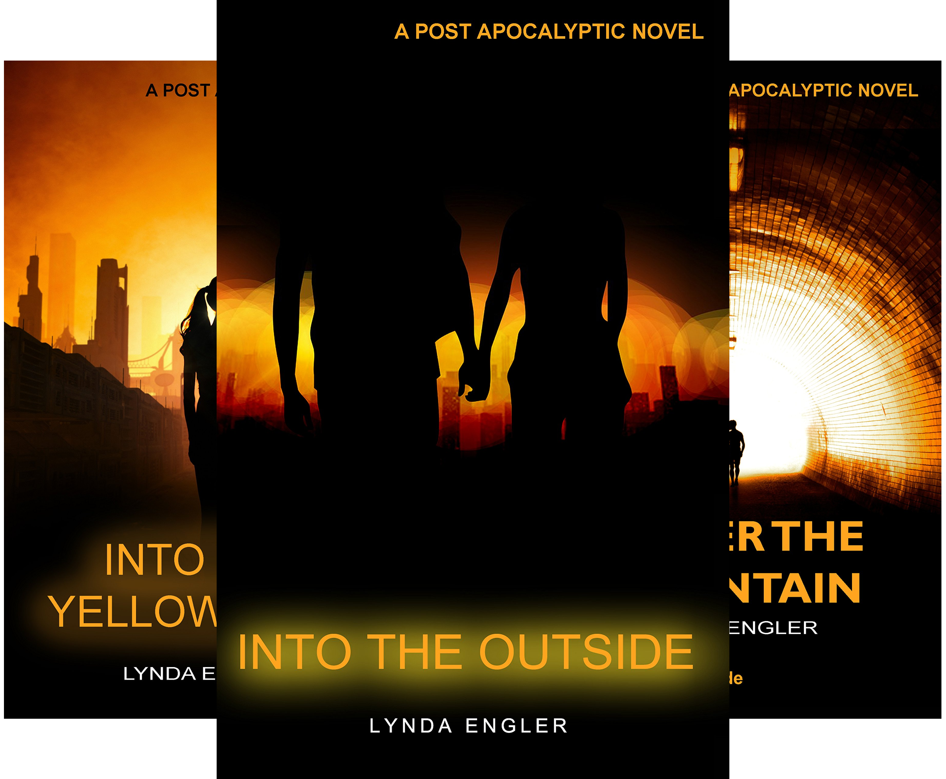 Into the Outside (3 Book Series)