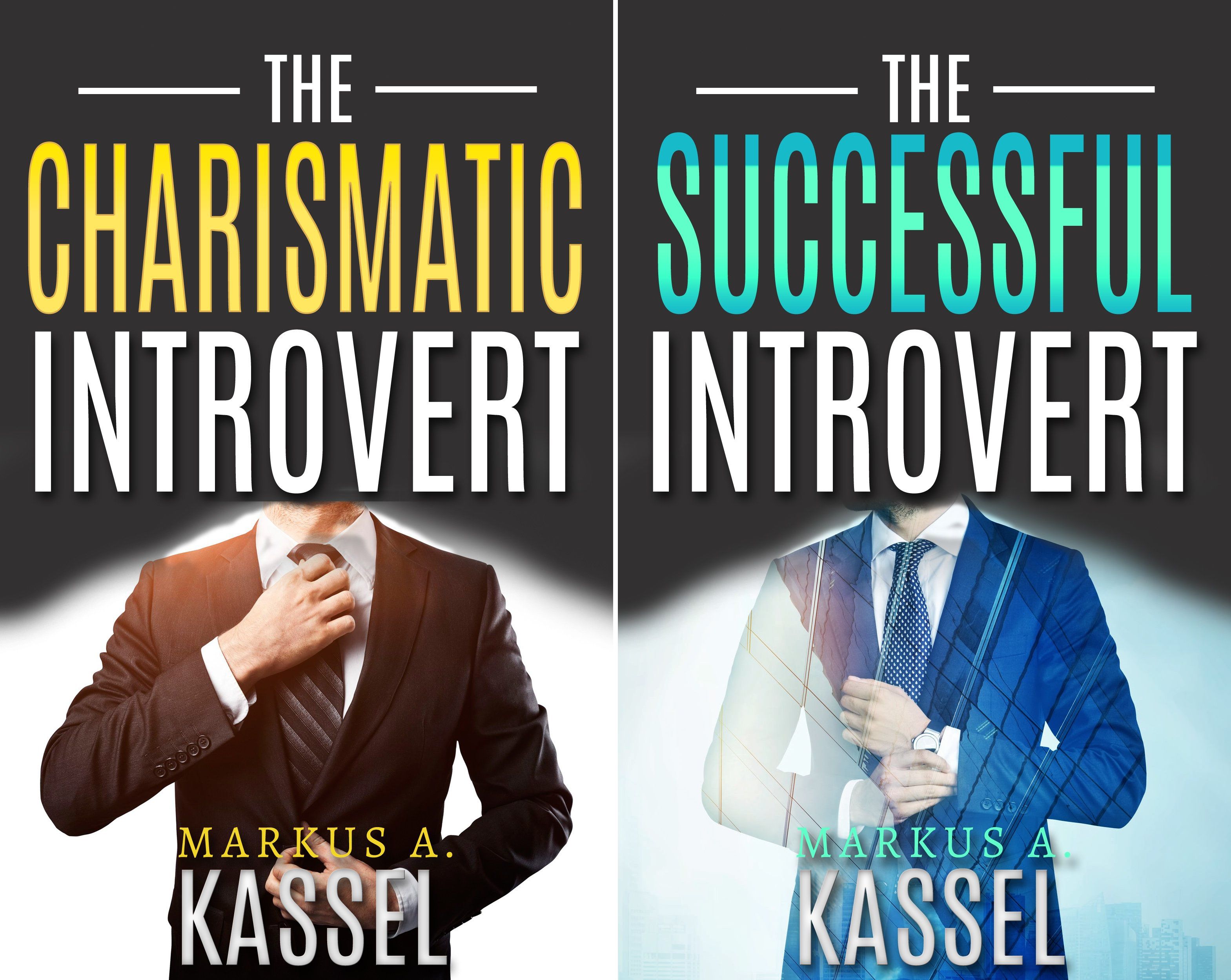 The Introvert's Path to Self-Fulfillment (2 Book Series)