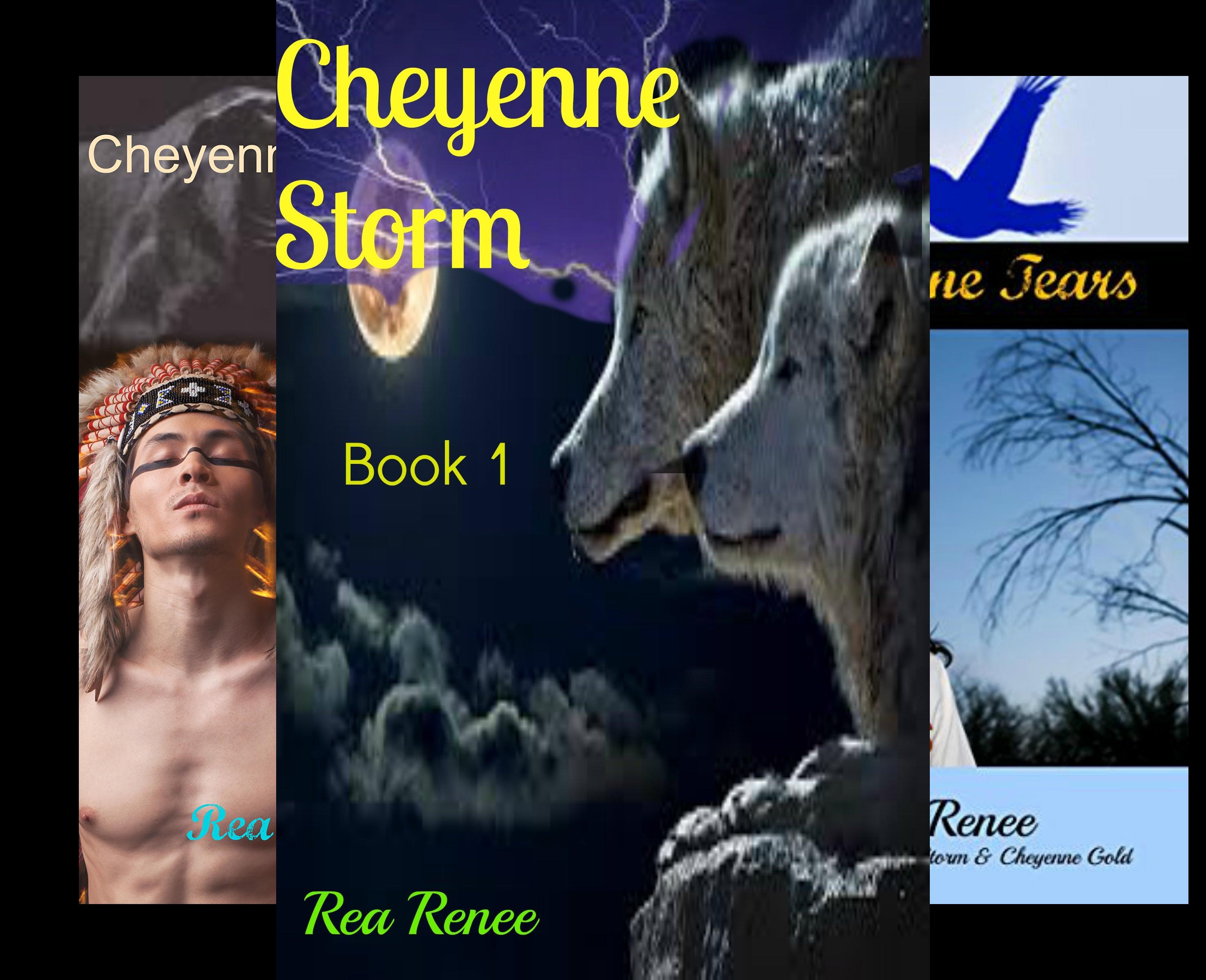 Cheyenne Series (4 Book Series)