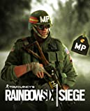 Tom Clancy's Rainbow Six Siege : Thermite Military Police Set [Online Game Code]