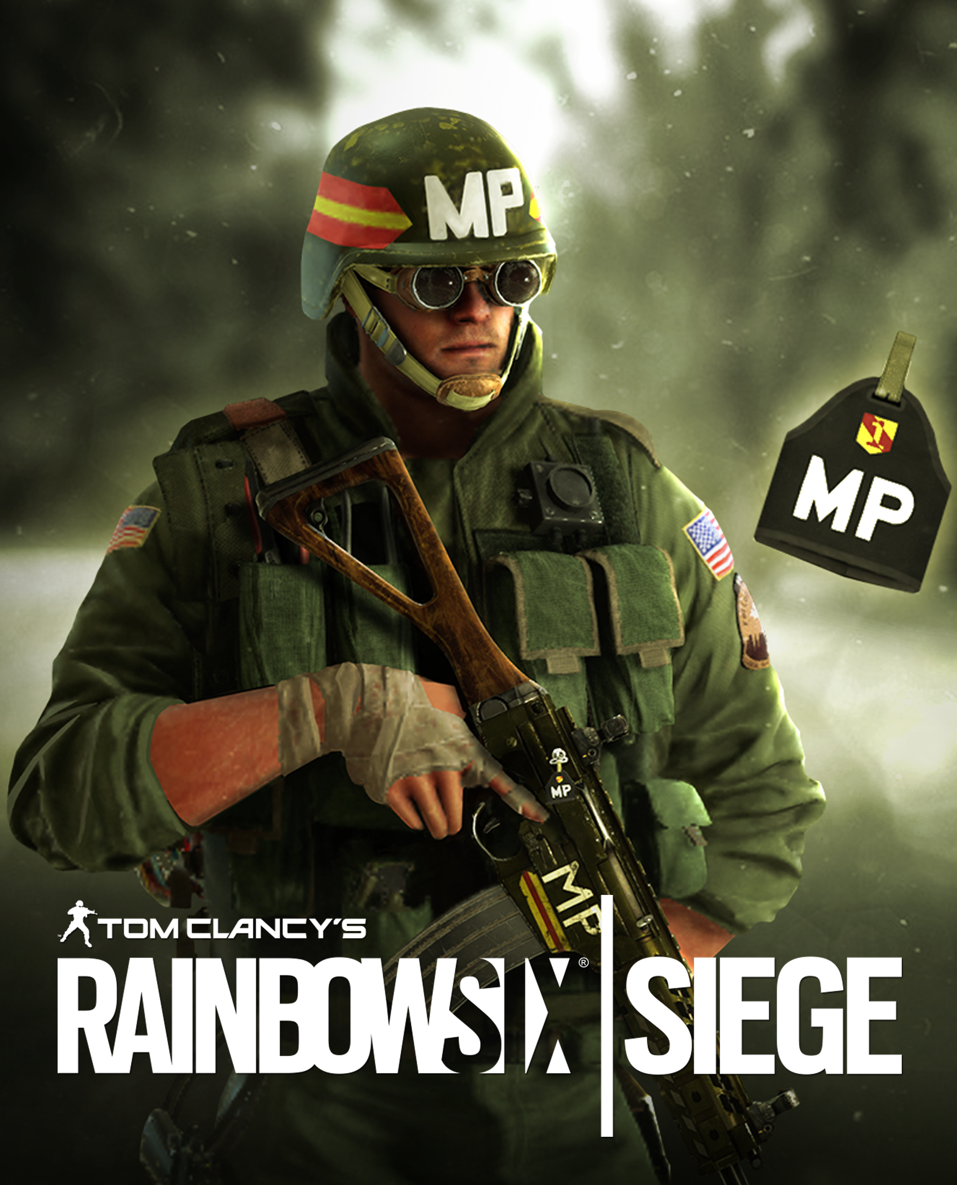 Amazon Com Tom Clancy S Rainbow Six Siege Thermite Military