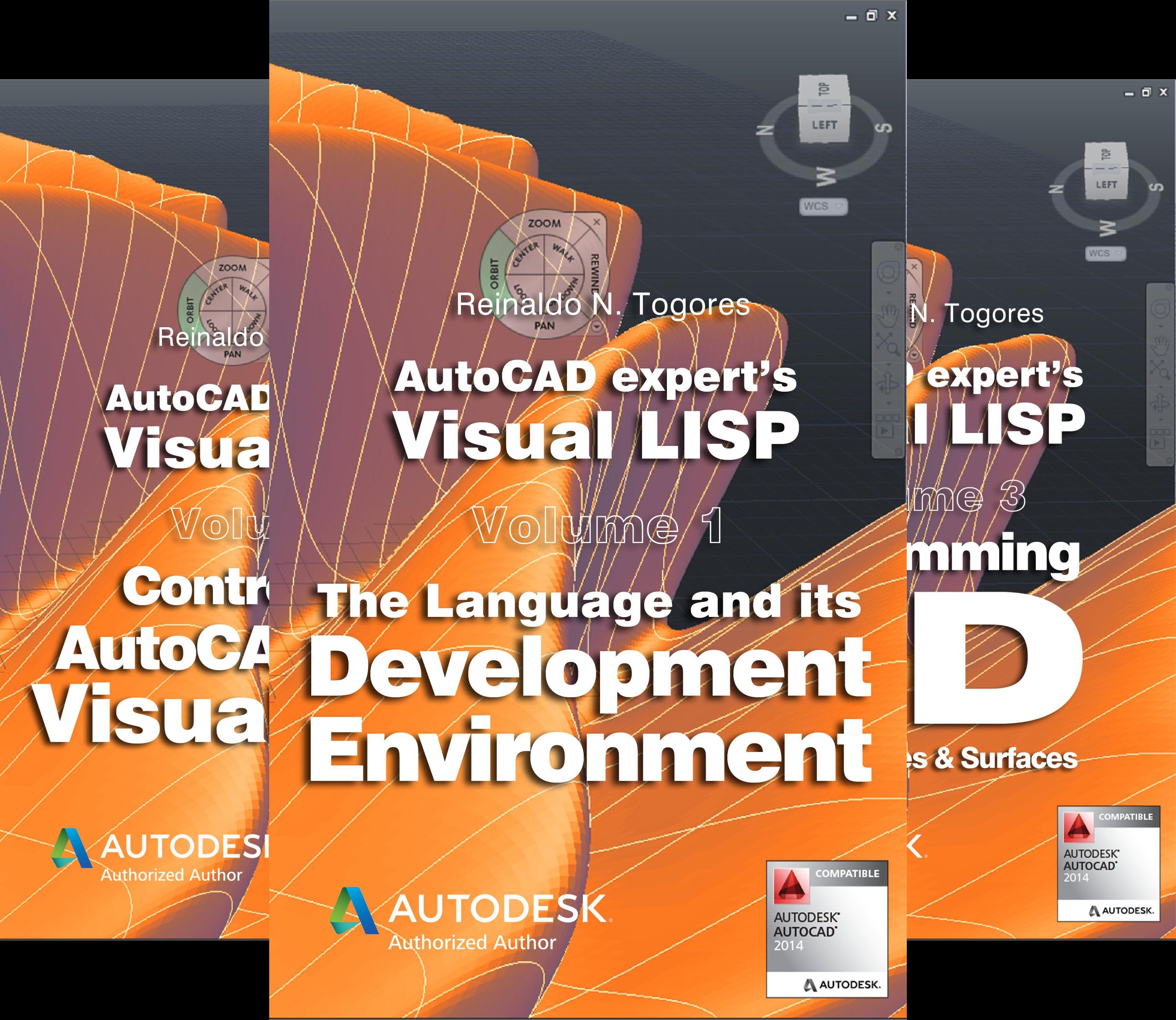 AutoCAD expert's Visual LISP (4 Book Series)