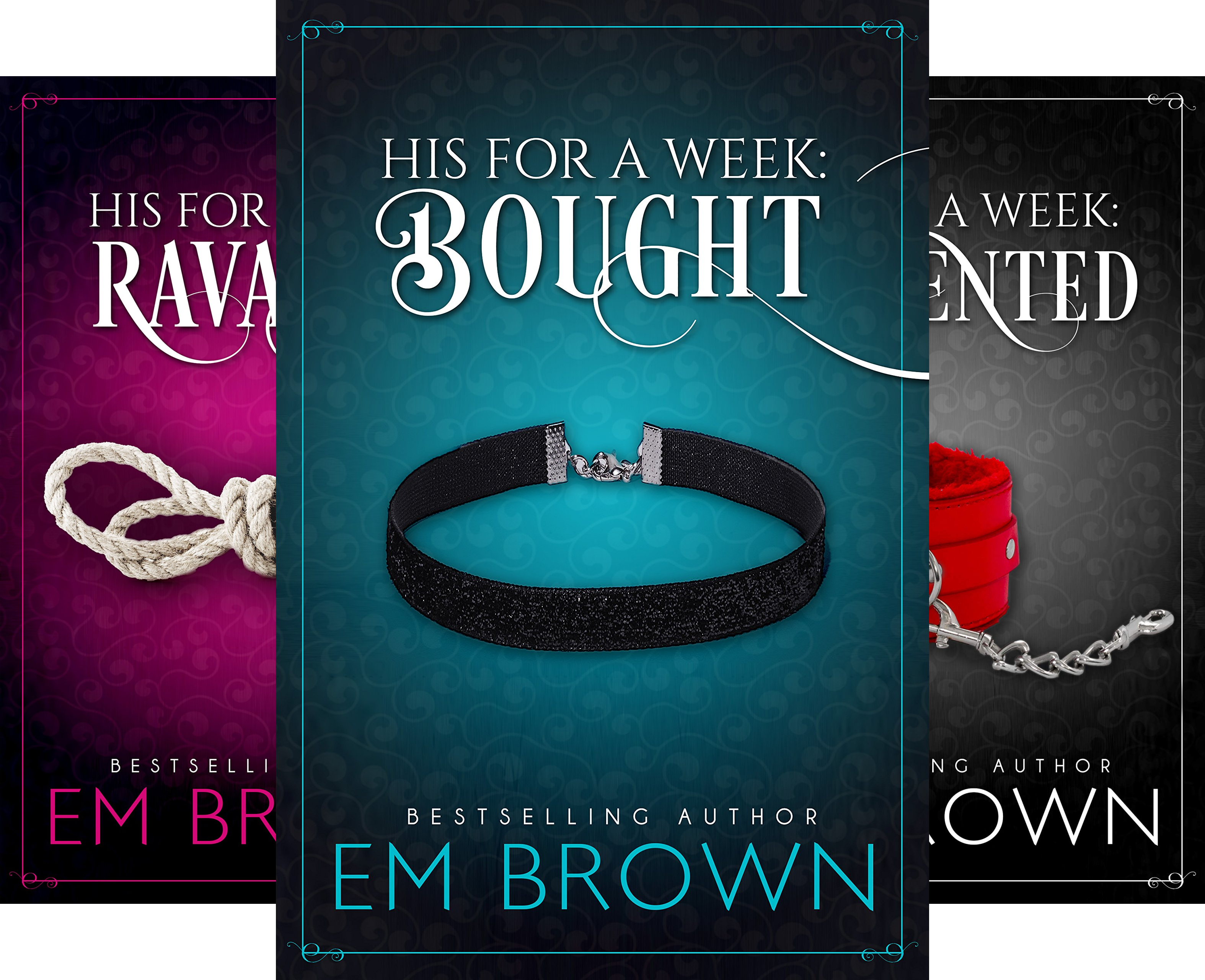 His For A Week (3 Book Series)