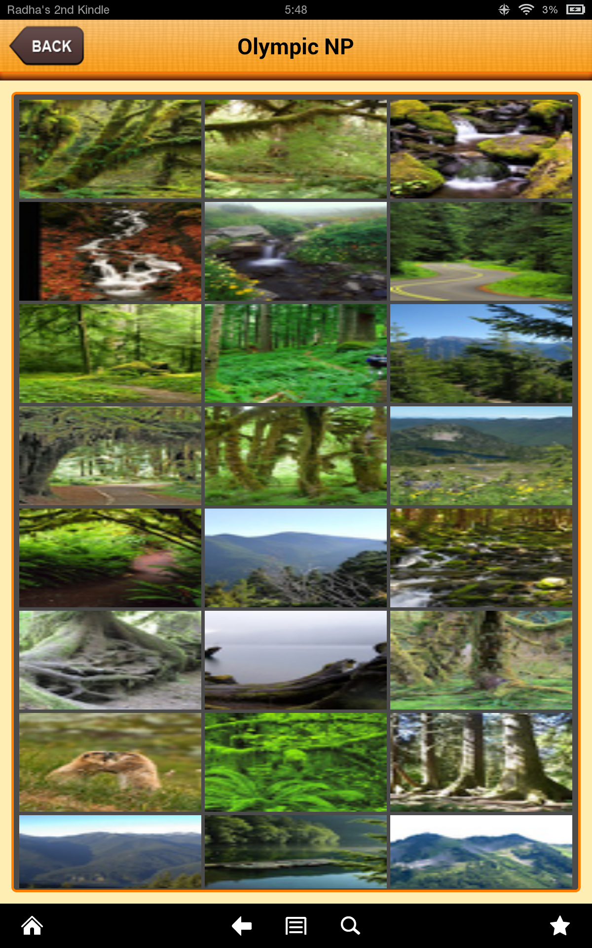 download pdf olympic national park