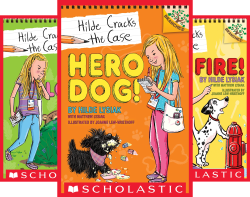 Hilde Cracks the Case (5 Book Series) by  Hilde Lysiak Matthew Lysiak Matthew Lysiak