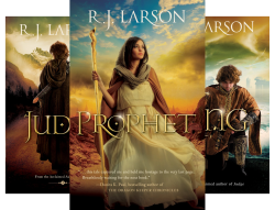 Books of the Infinite (3 Book Series) by  R. J. Larson