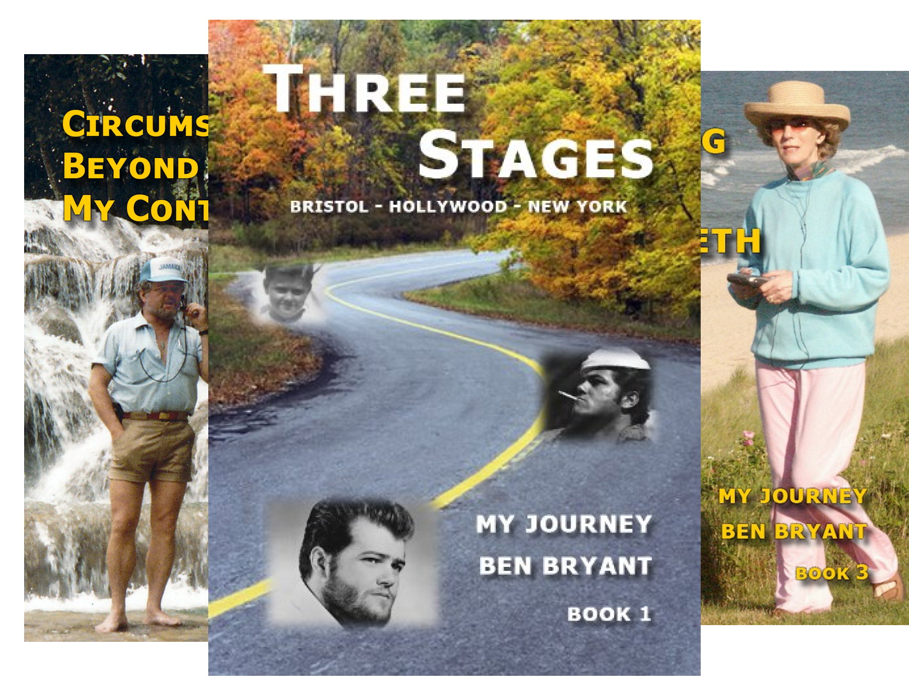 My Journey (3 Book Series)