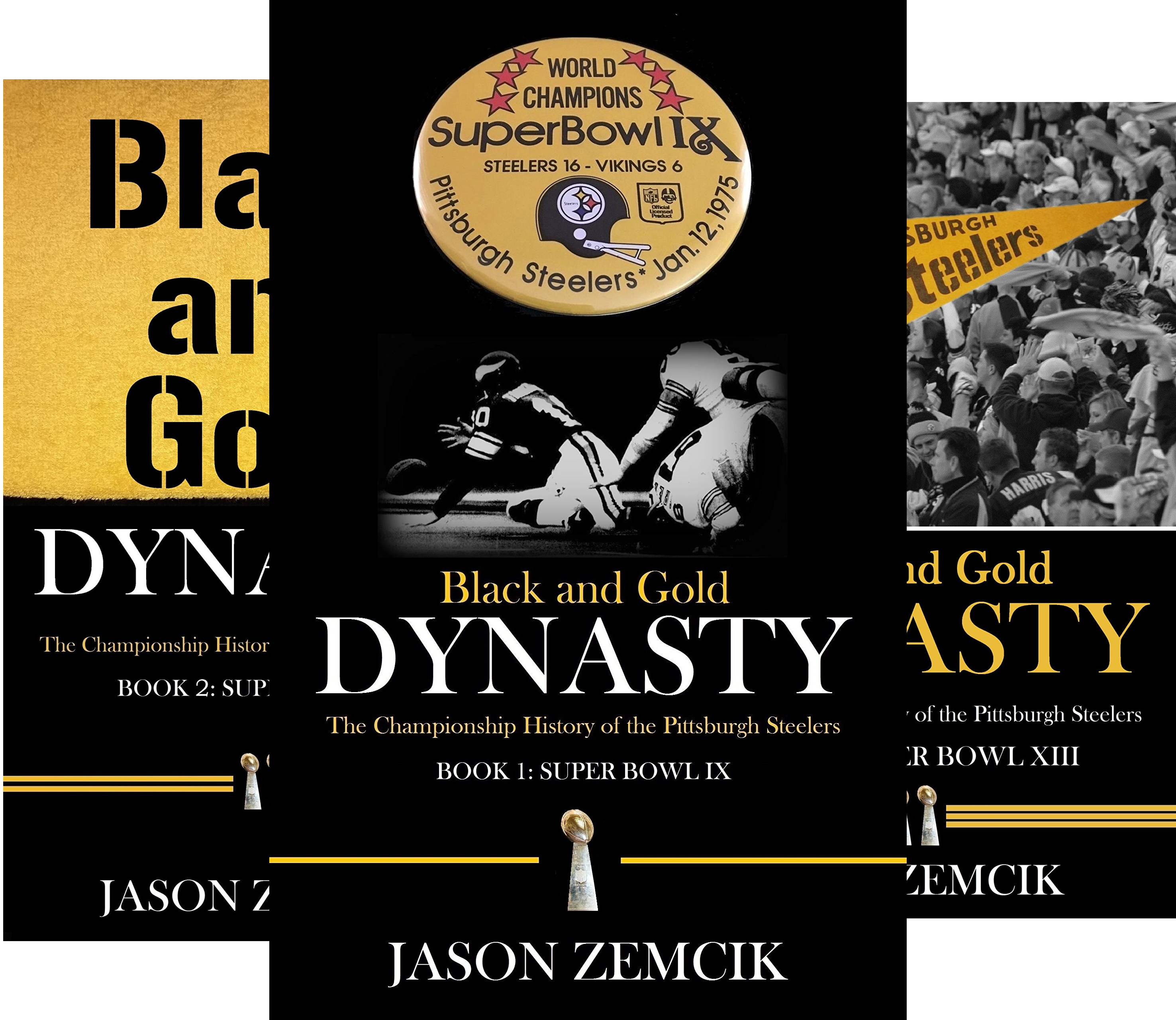 Black and Gold Dynasty (3 Book Series)