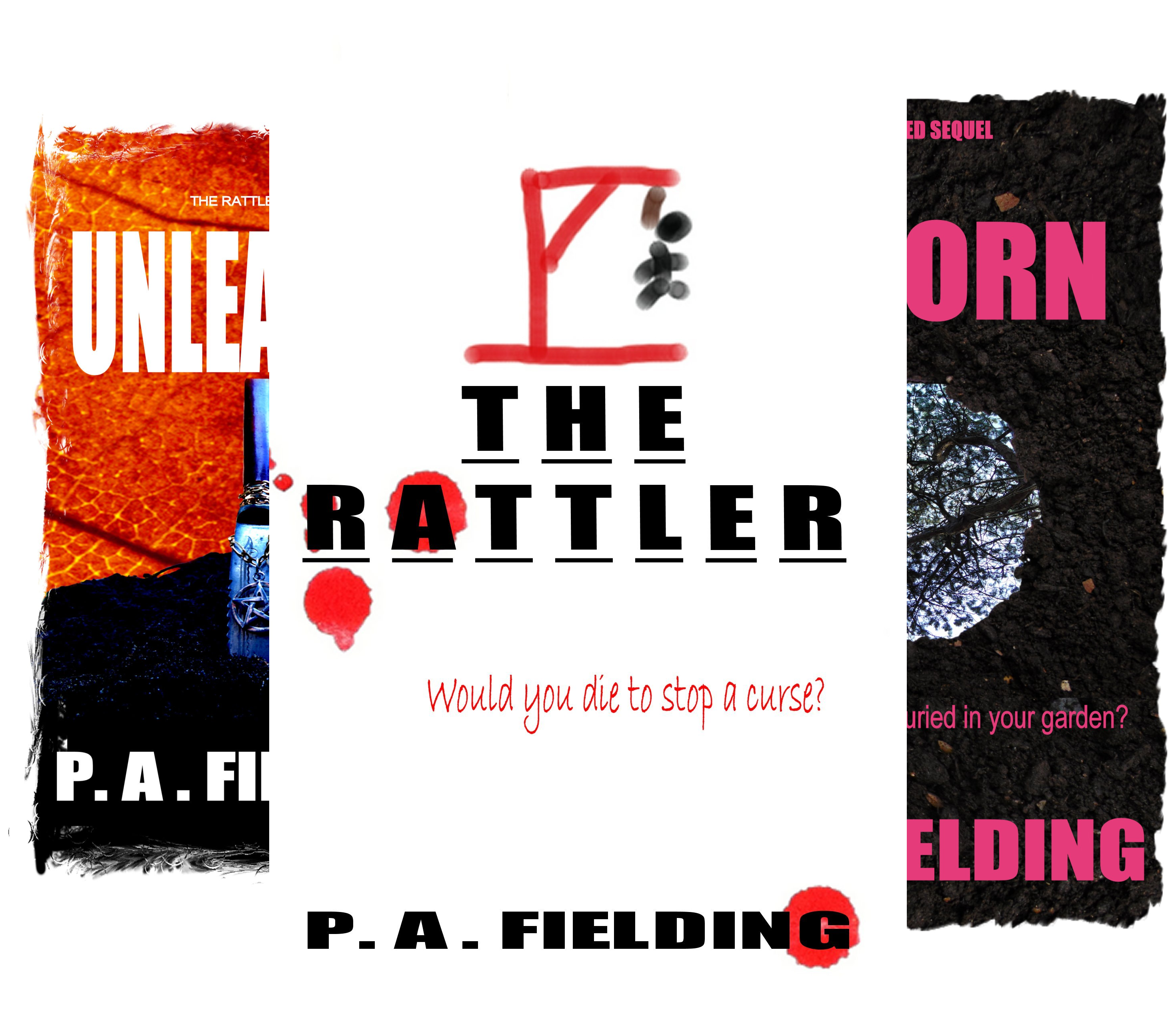 Rattler Trilogy (3 Book Series)