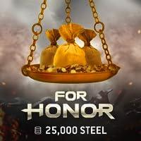 For Honor - 25.000 Einheiten Stahl [PC Code - Uplay]