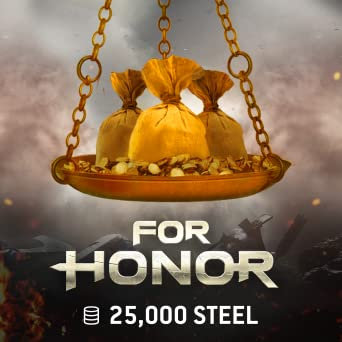 For Honor - 25 000 Steel Credits Pack [PC Code - Uplay