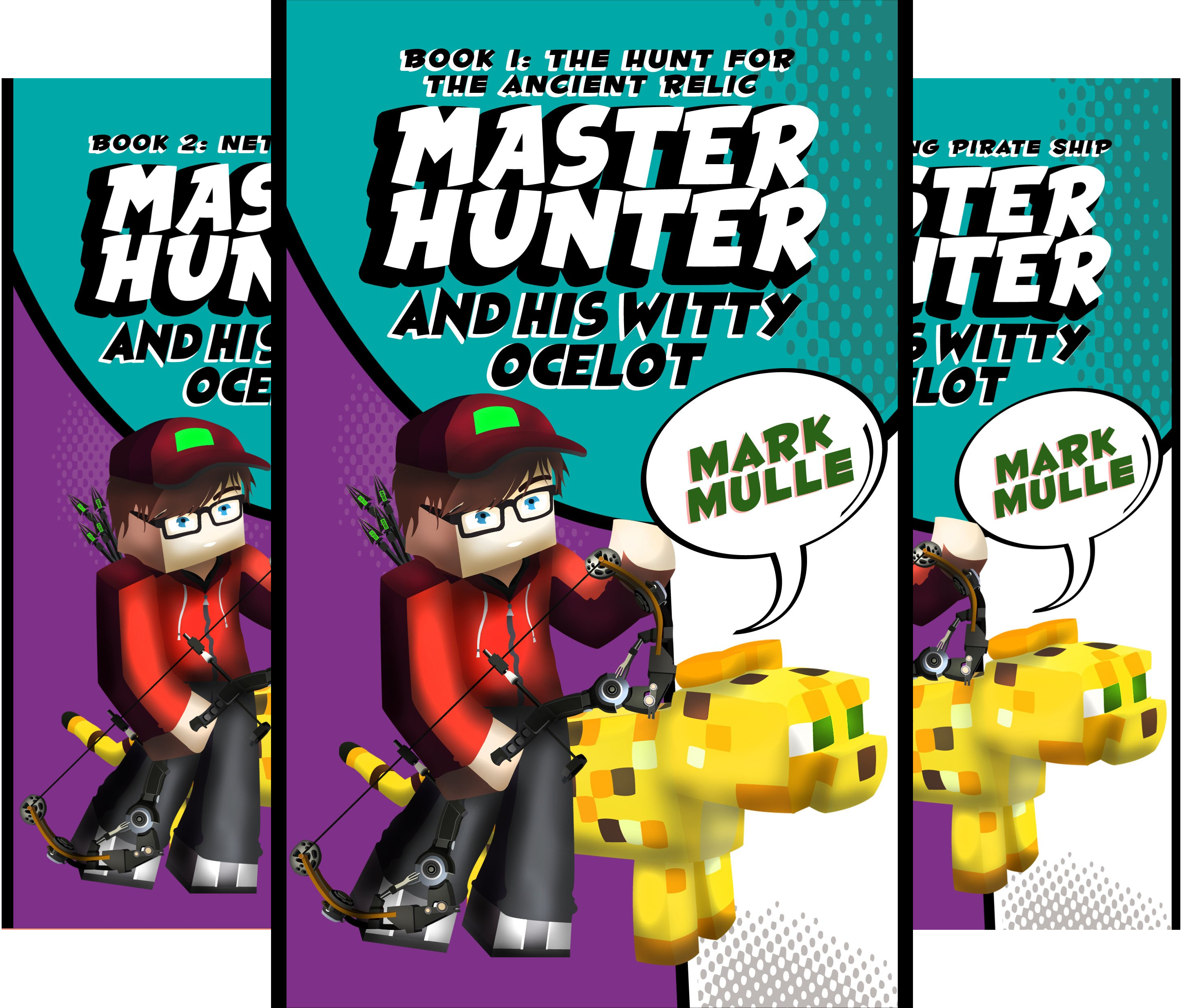 The Master Hunter and His Witty Ocelot (9 Book Series)