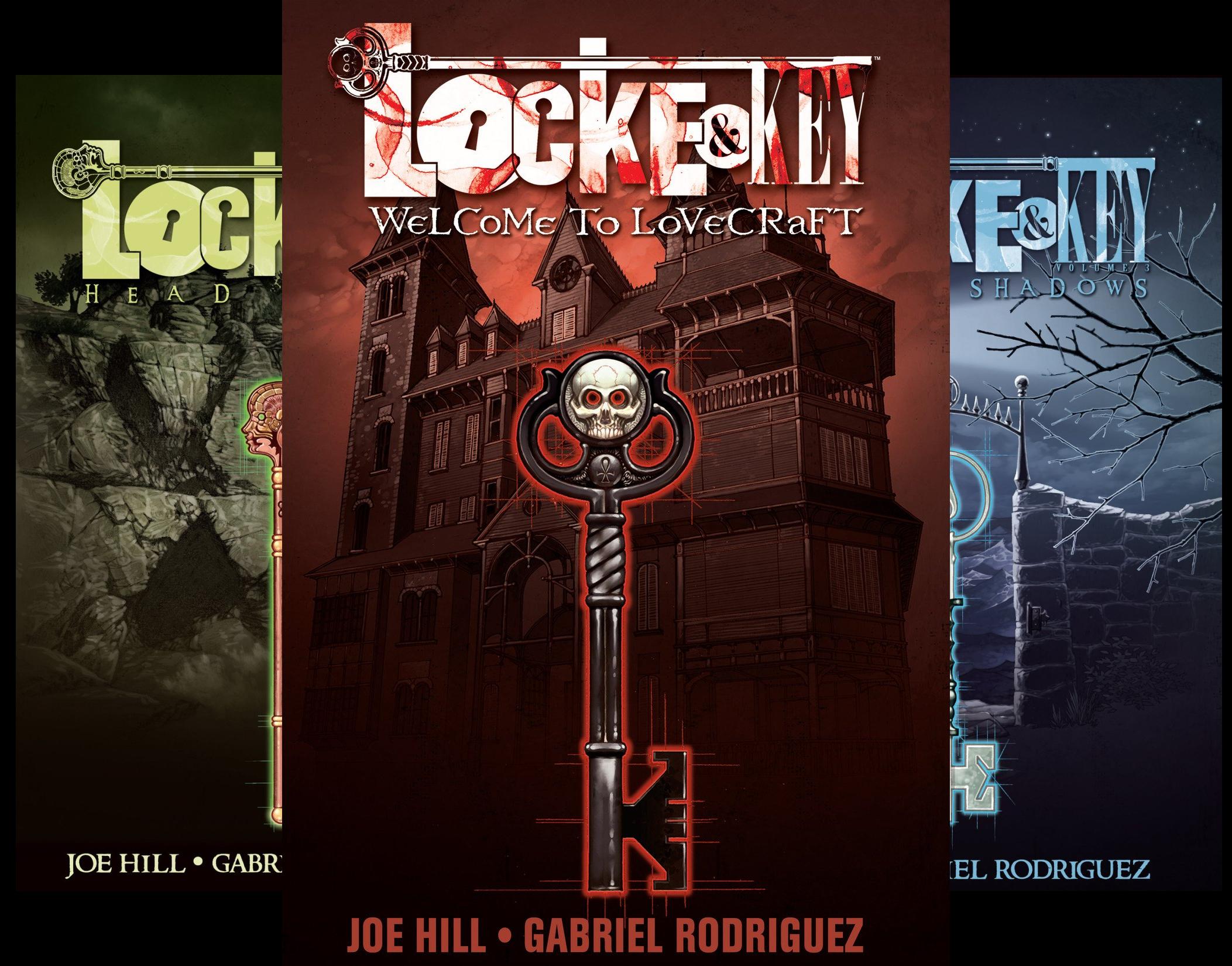 Locke n key master edition volume 1 ebook locke u0026 key vol array locke u0026 key slipcase set joe hill gabriel rodriguez 0783324858433 rh fandeluxe Image collections