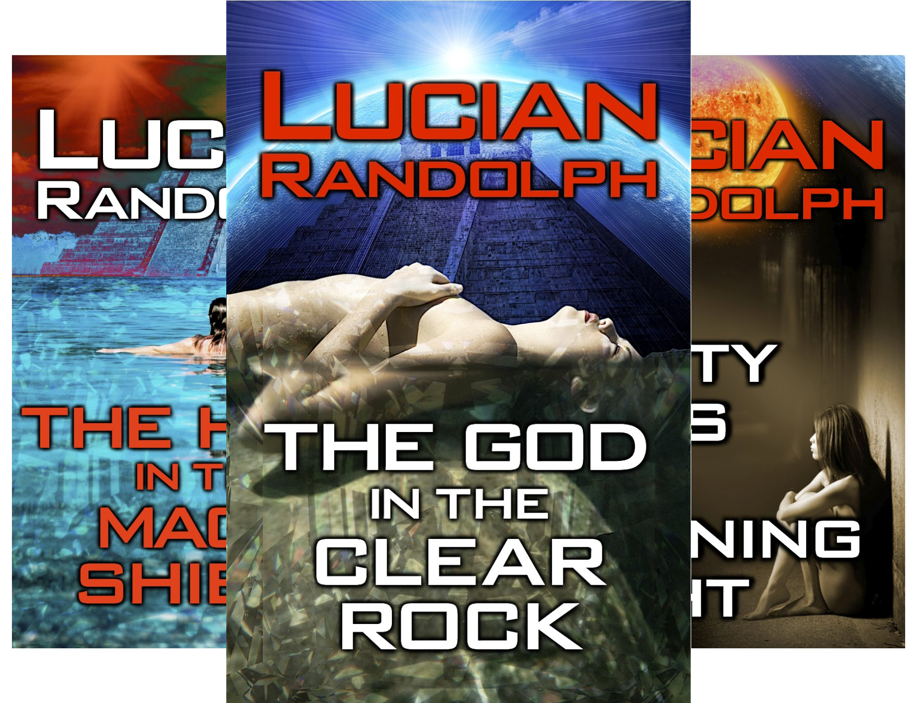 The Ancients of Earth (5 Book Series)