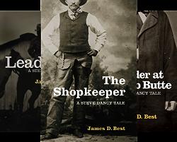 A Steve Dancy Tale (6 Book Series) by  James D. Best