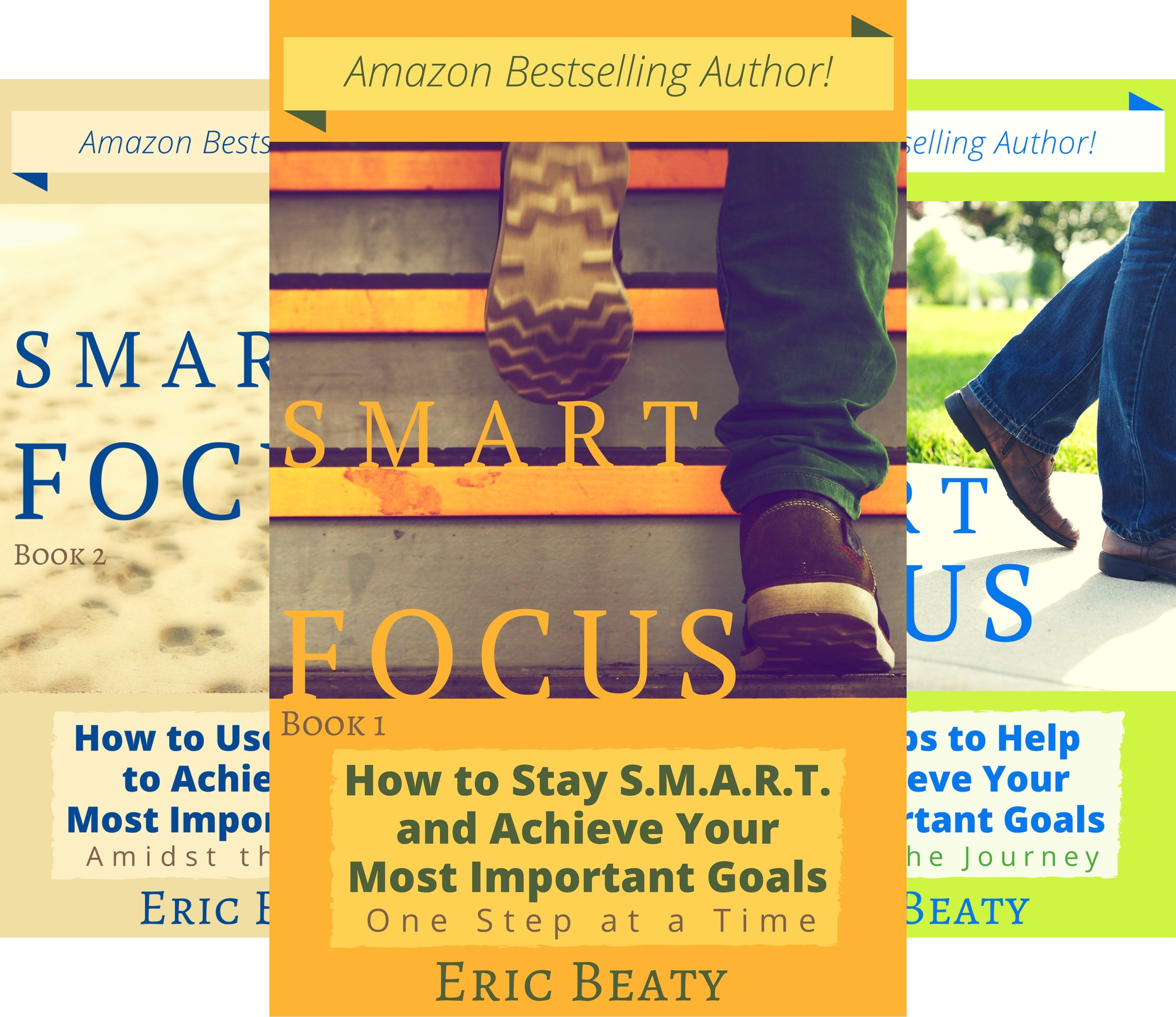 The SMART FOCUS System (3 Book Series)