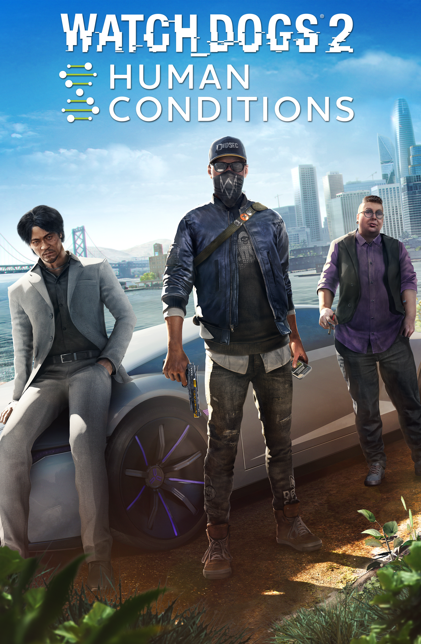 Watch Dogs 2 - Human Conditions [Online Game Code]
