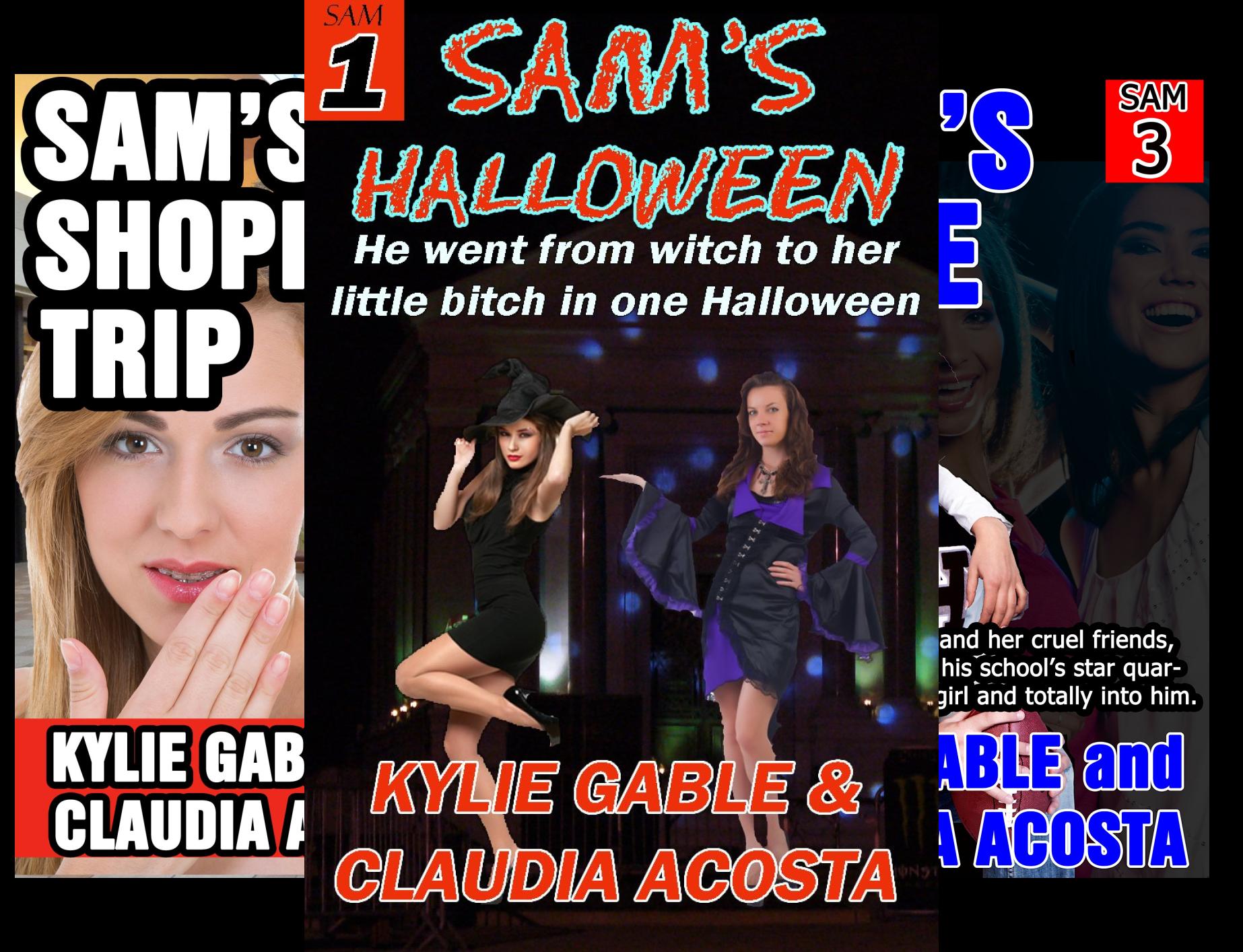 Sam's Feminization (6 Book Series)