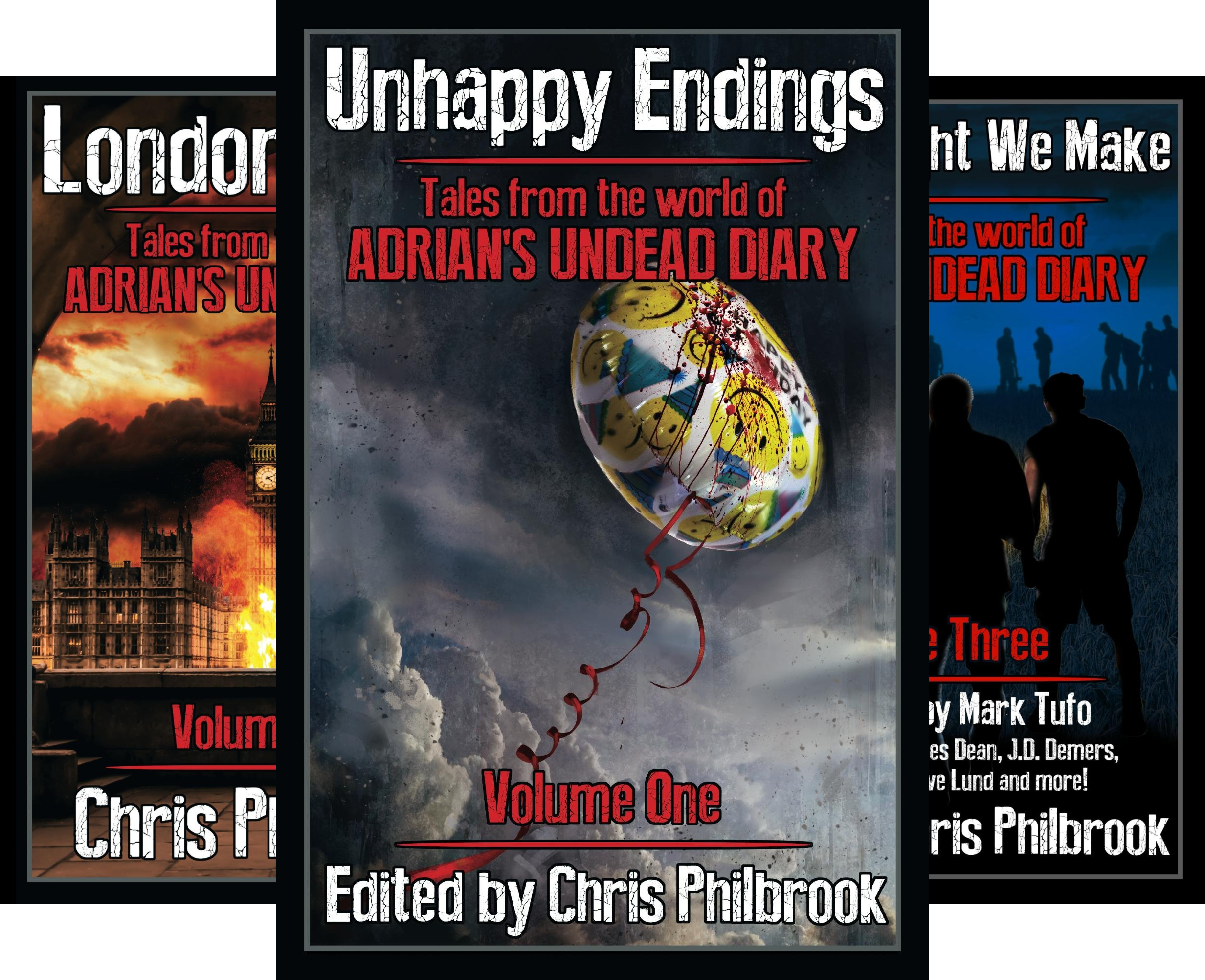 Tales from the World of Adrian's Undead Diary (6 Book Series)